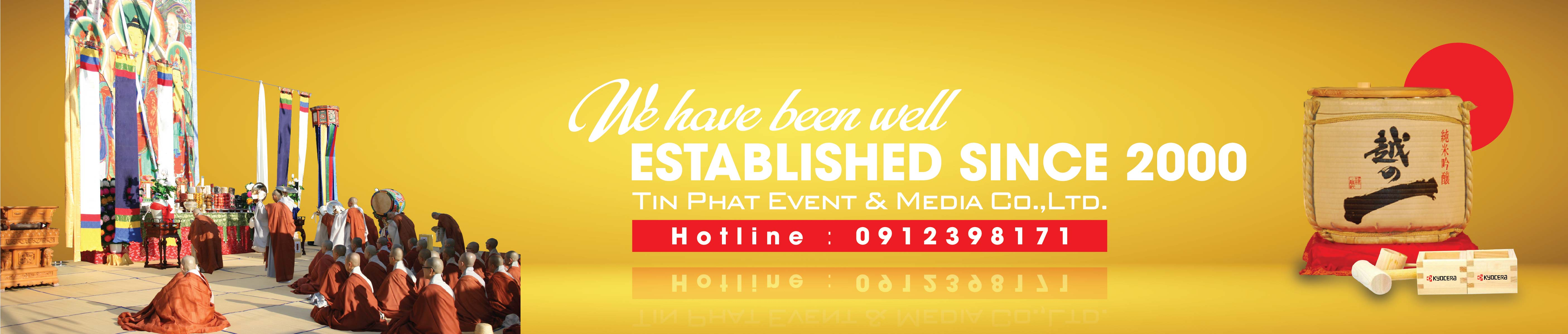 Tin Phat Event & Media Co.,Ltd.