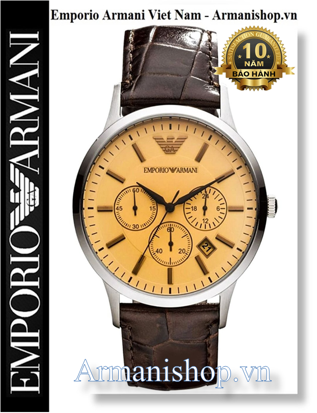 dong-ho-armani-nam-day-da-6-kim-ar2433-mat-nau-chinh-hang-armanishop-vn