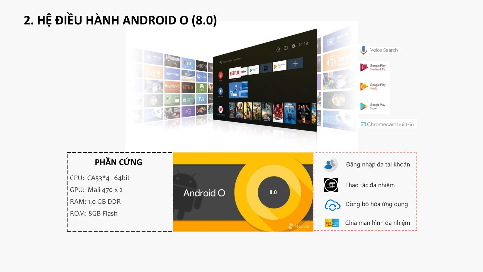 ANDROID TV TCL | 43 Inch | Model 43S6500
