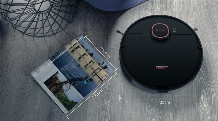 Top 5 sai lầm khi sử dụng Robot thương hiệu Ecovacs T5 Hero | Ades.vn