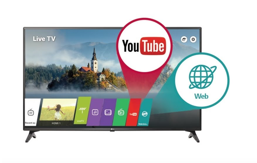 SMART TV LG | 43 Inch Full HD | 43LV640S