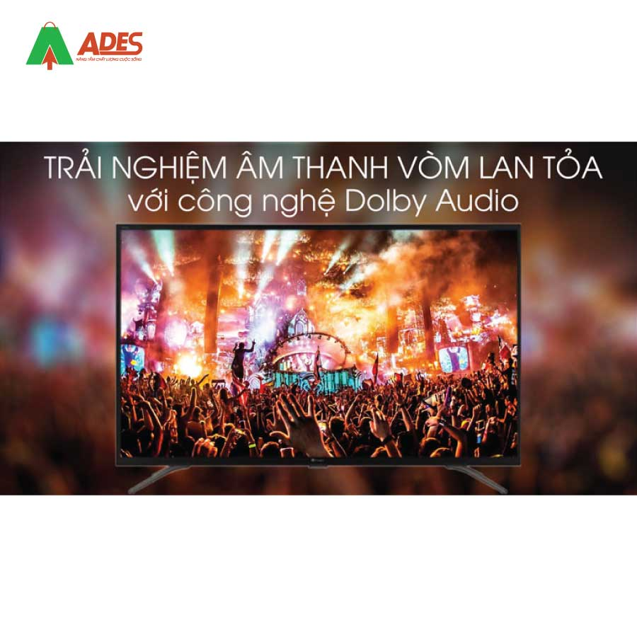 am thanh vom doc dao cung cong nghe dolby audio