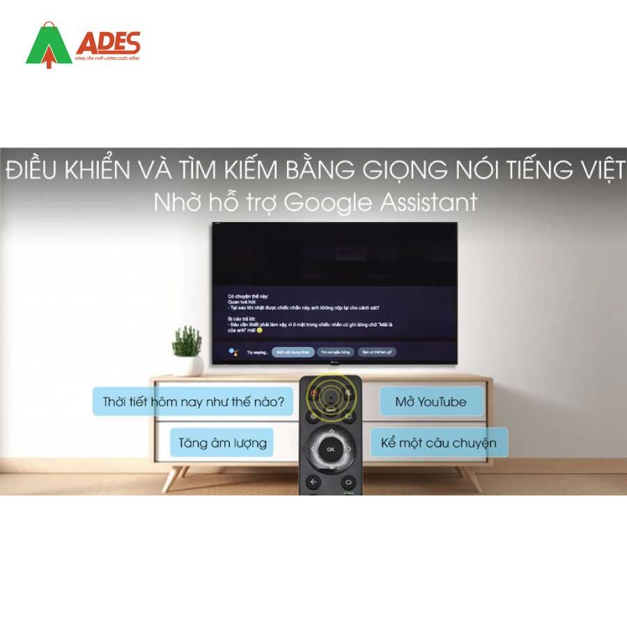 tro ly ao thong minh google assistant