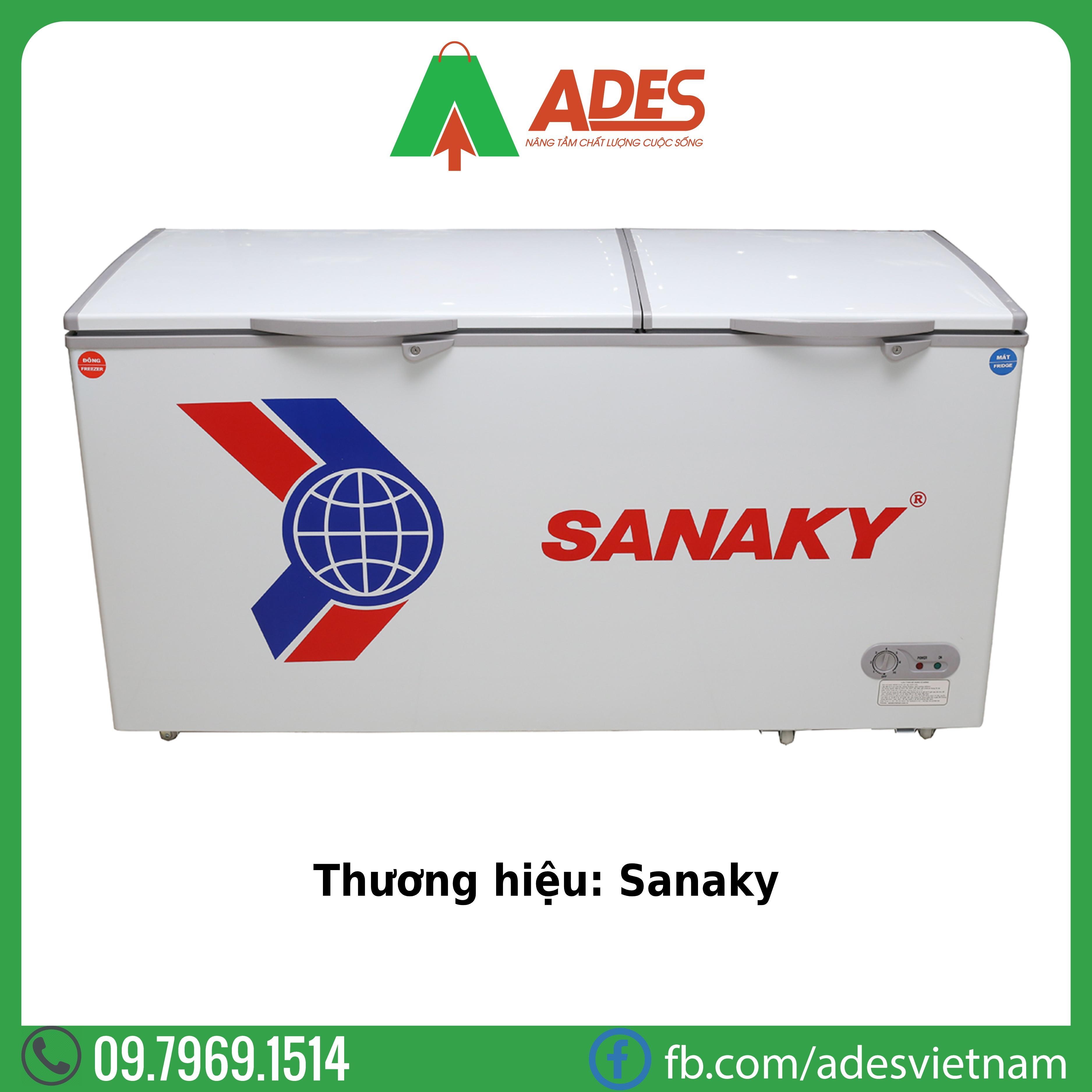 tu dong Sanaky VH-668W1
