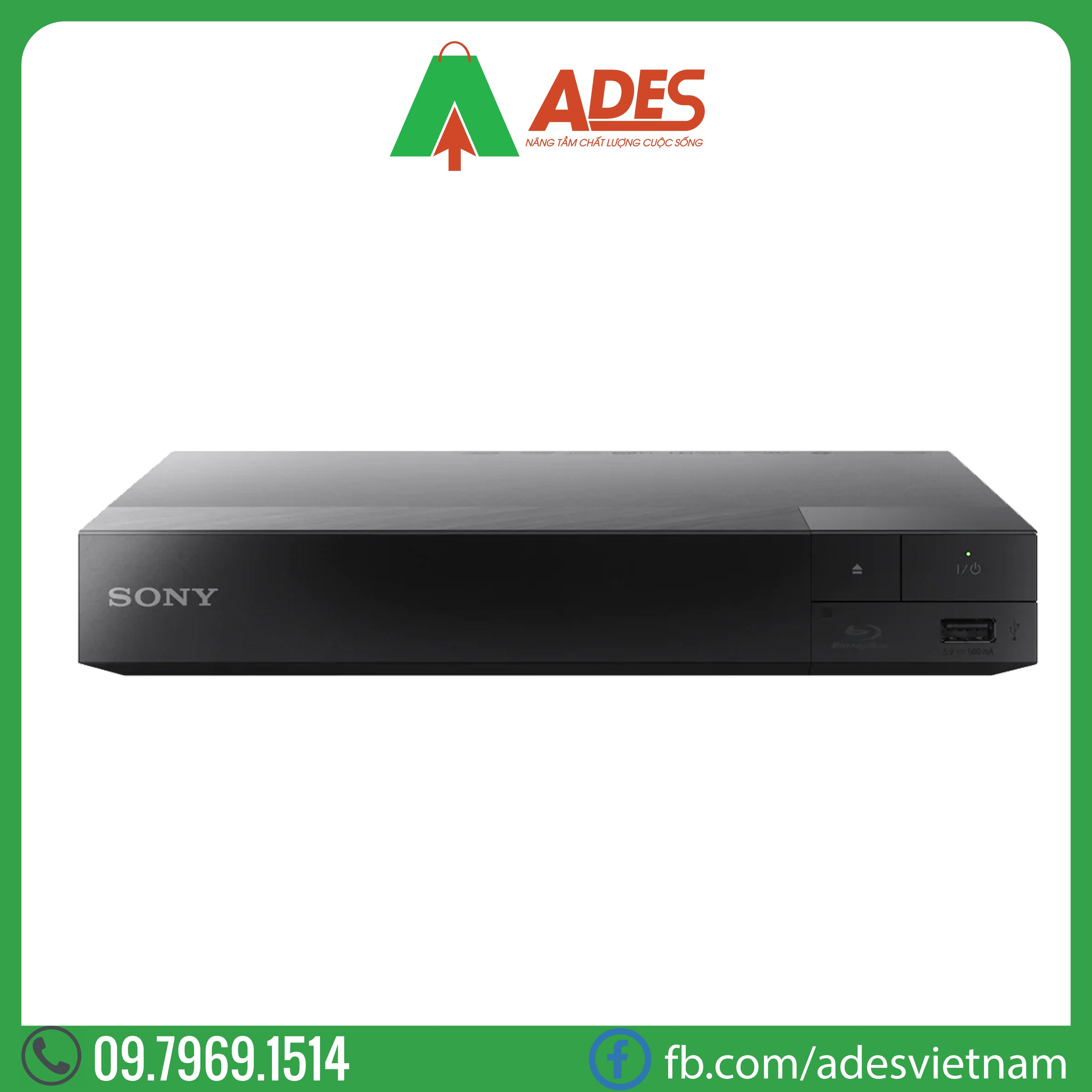 dau dia Blu-ray Sony BDP-S5500