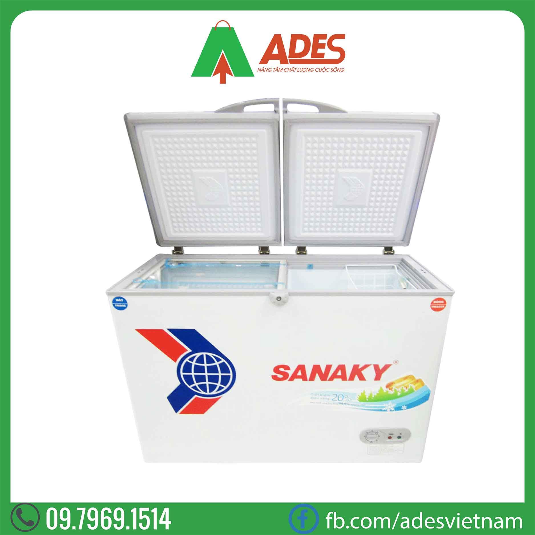 Tu dong Sanaky VH-2599W1 200 Lít