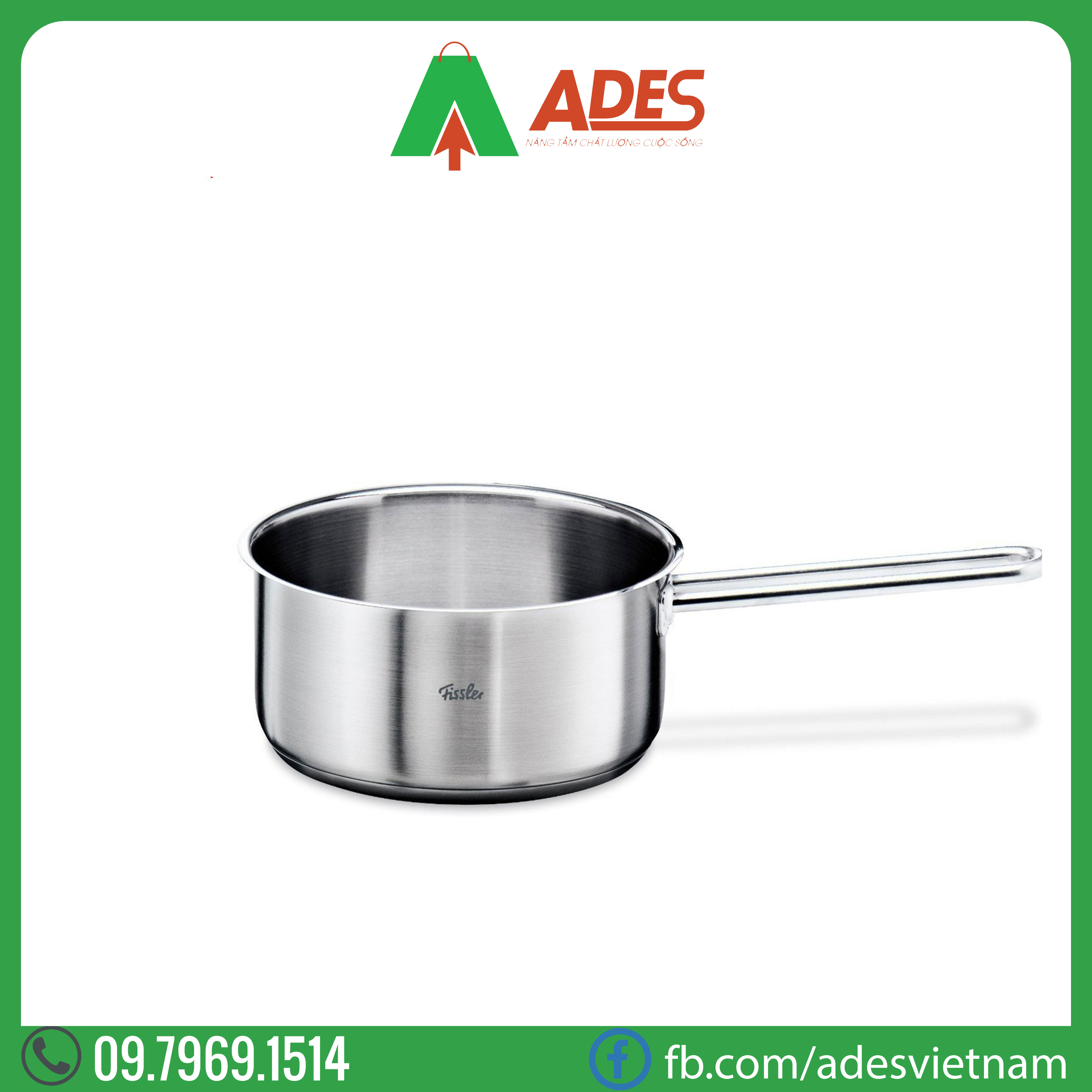 Quanh Fissler Viseo 16cm 084-157-16-101 Dien may ADES