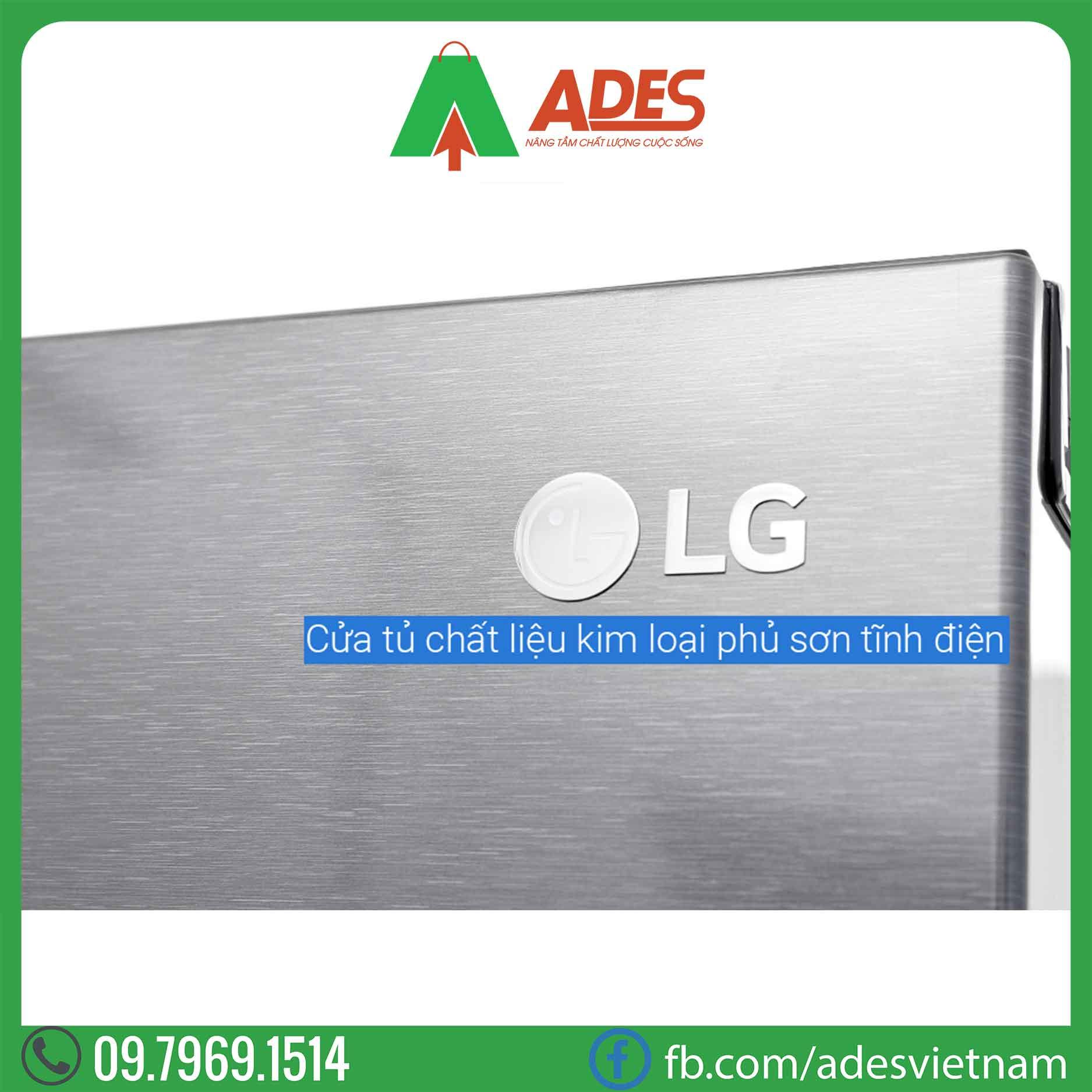 Tu lanh LG Inverter GR-B247JDS