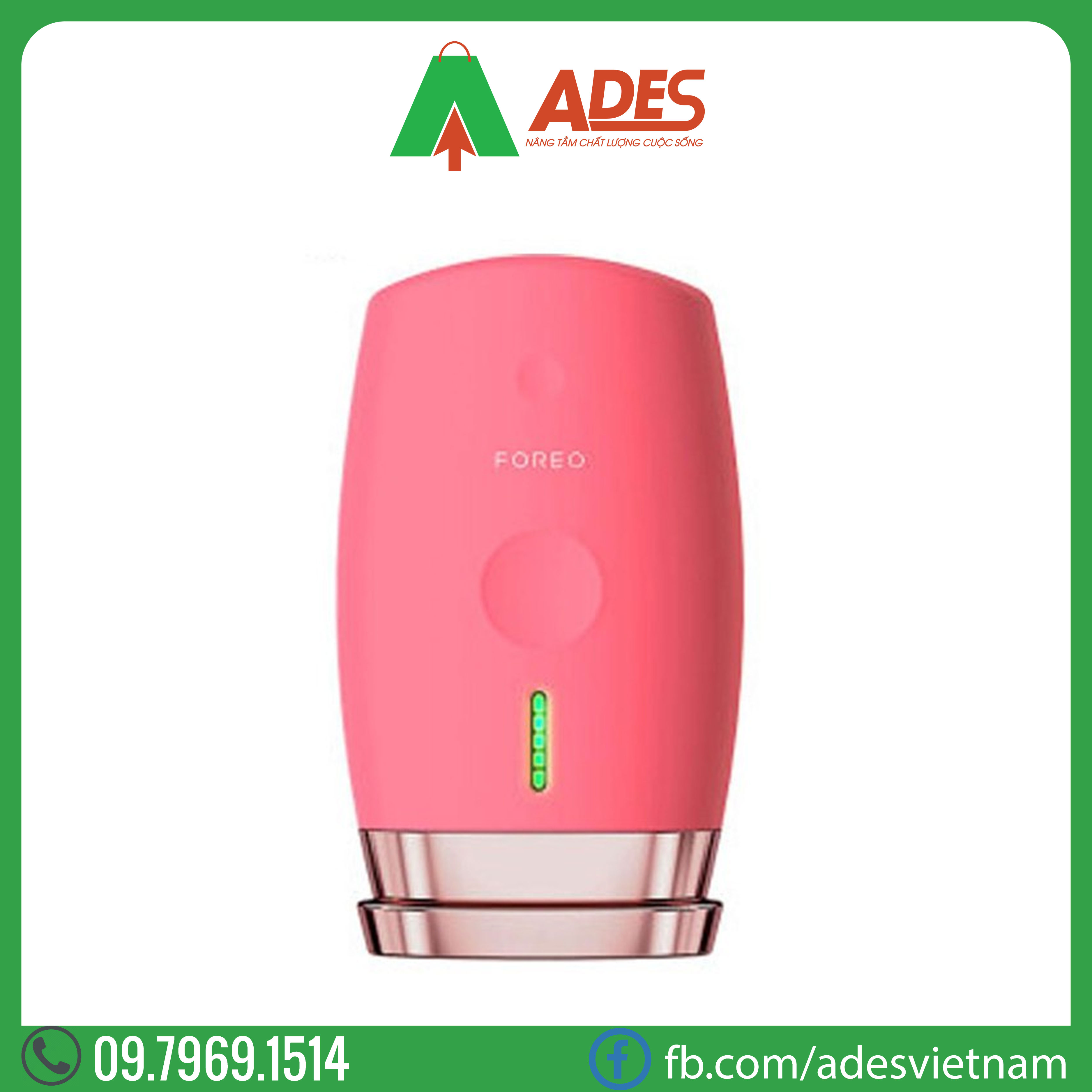 May triet long Foreo PEACH Hair Removal Song IPL