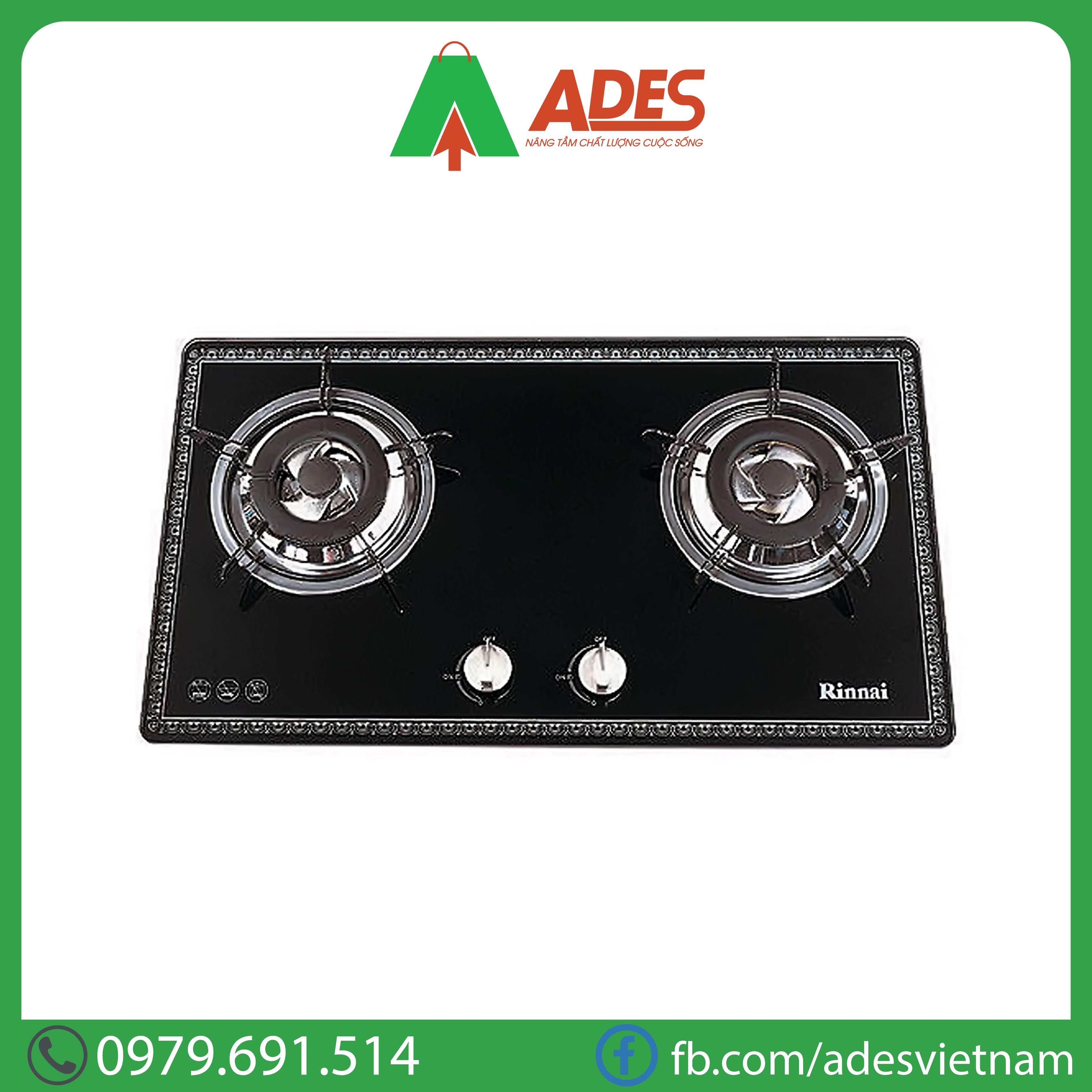Bếp âm Nhập khẩu Rinnai RV - 2BG ( F) | Điện máy giá gốc ADES