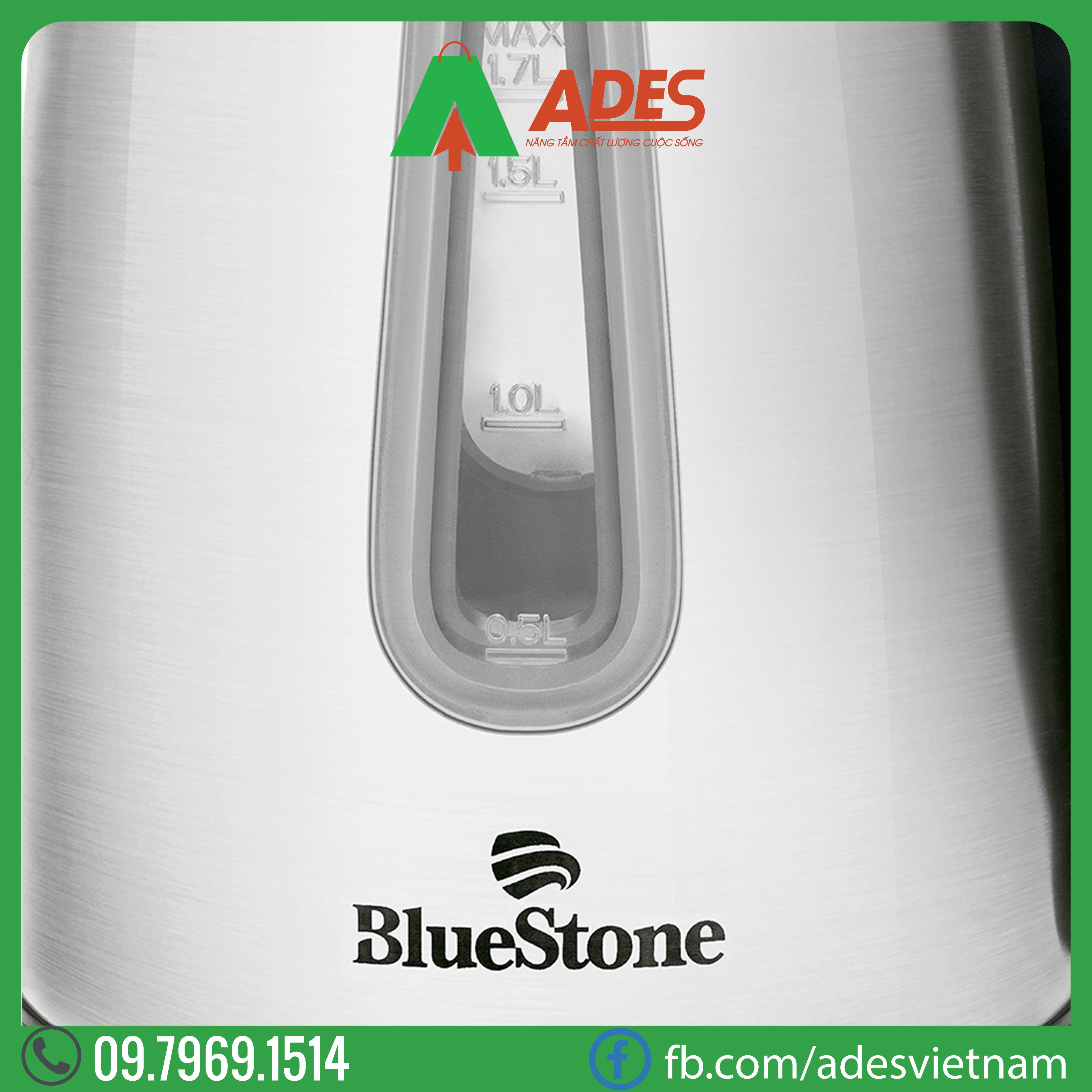 am sieu toc Bluestone KTB-3439