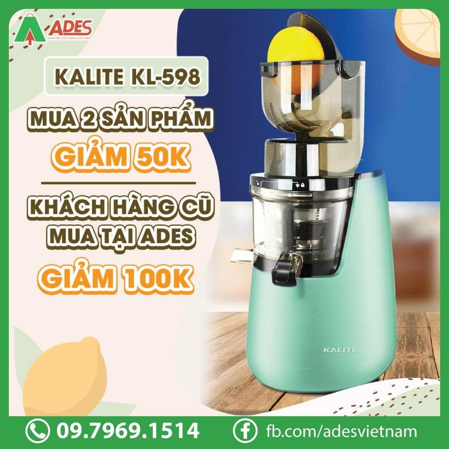KALITE KL-598 giam soc