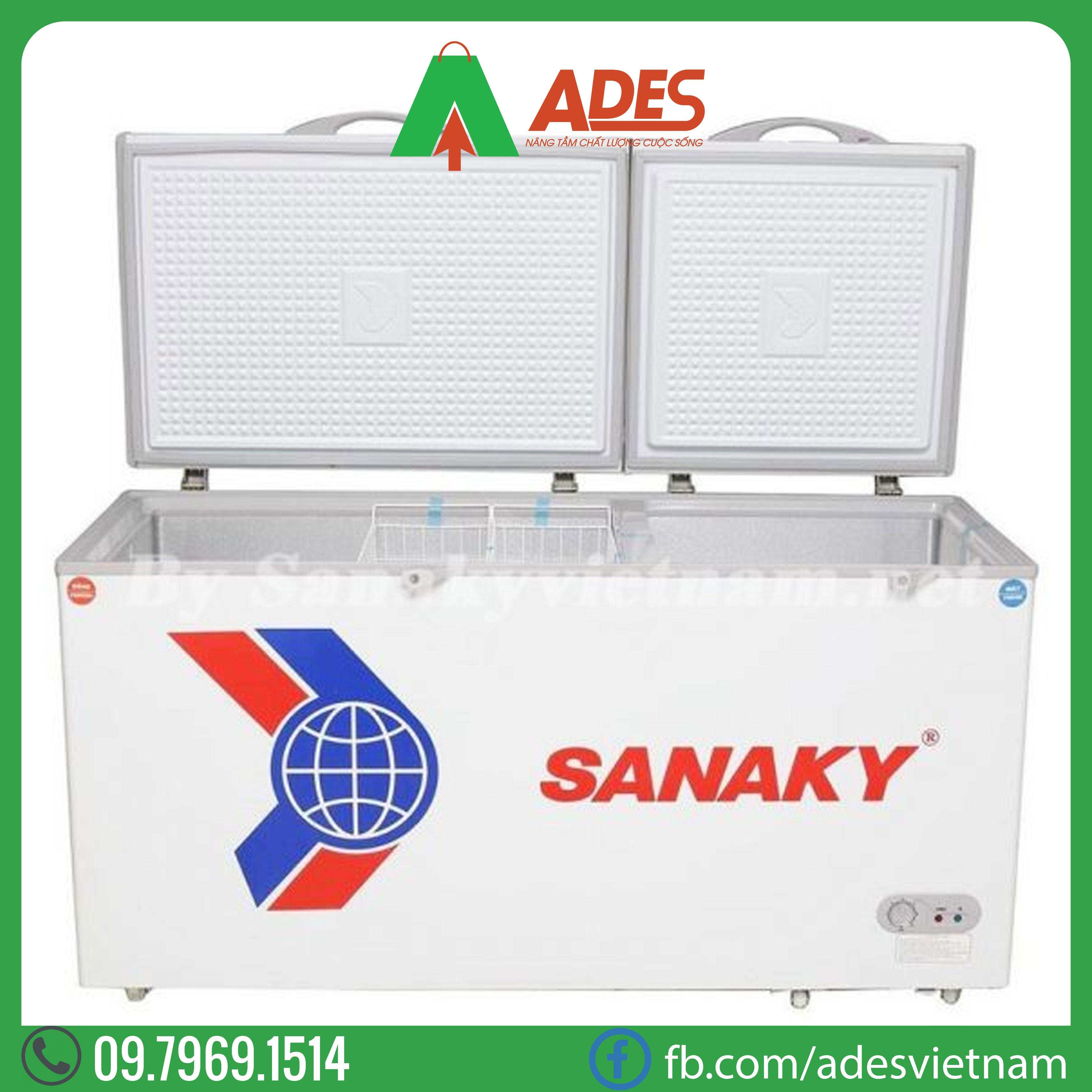 Tu dong Sanaky VH 568W2