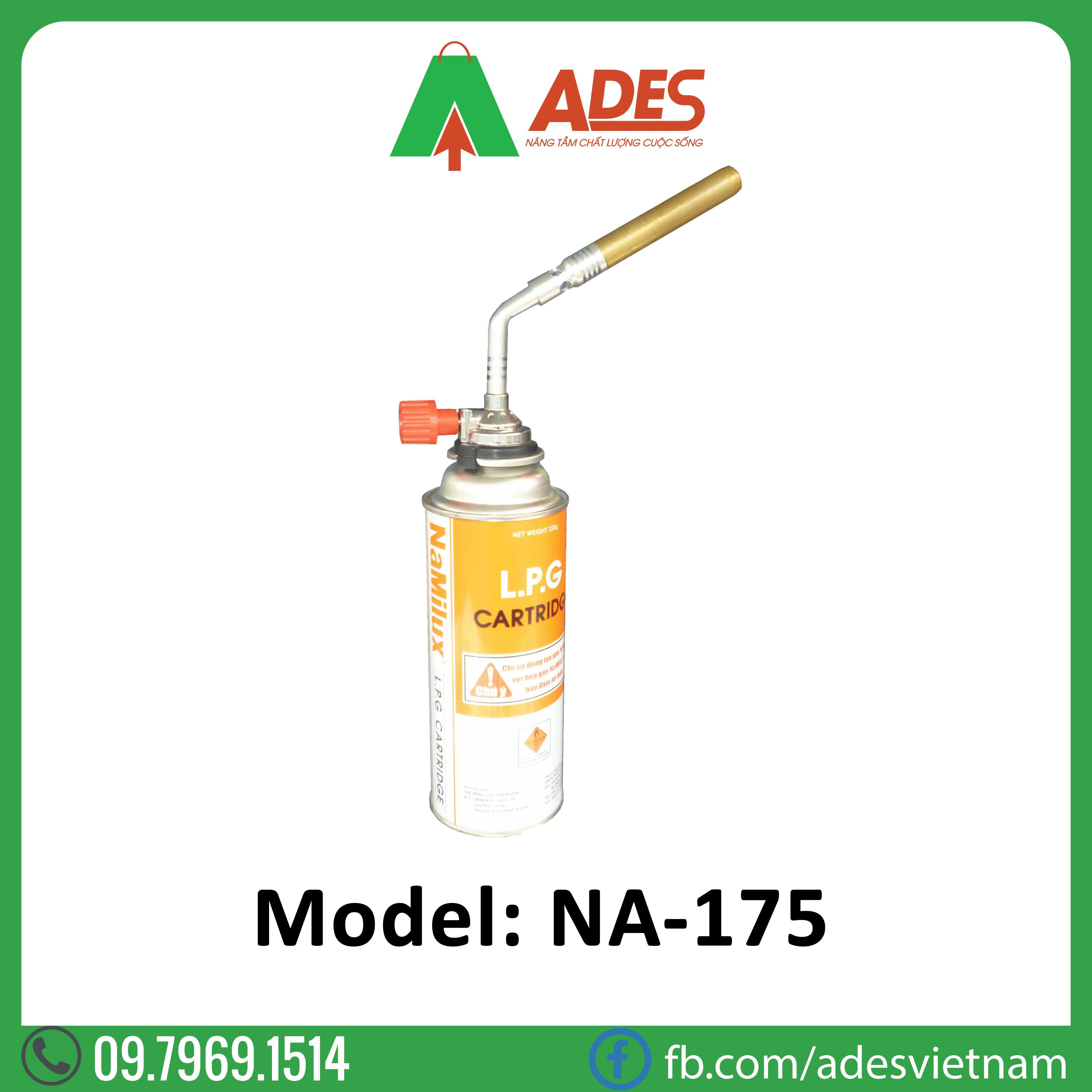 den kho gas Namilux NA-175