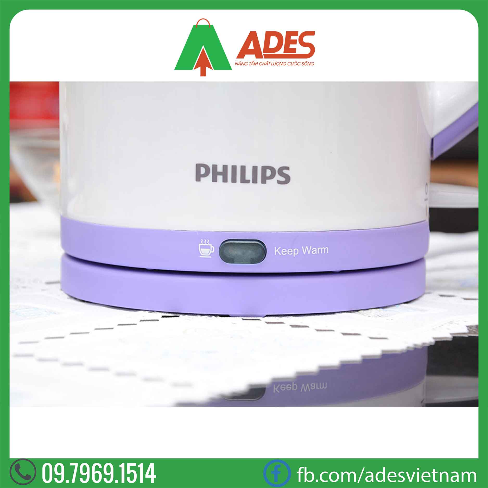 Am dun sieu toc Philips HD9312/00