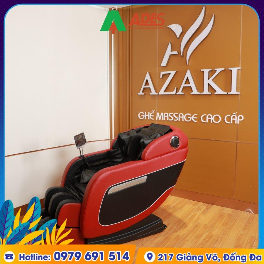 Ghe Massage Azaki CS20 chinh hang