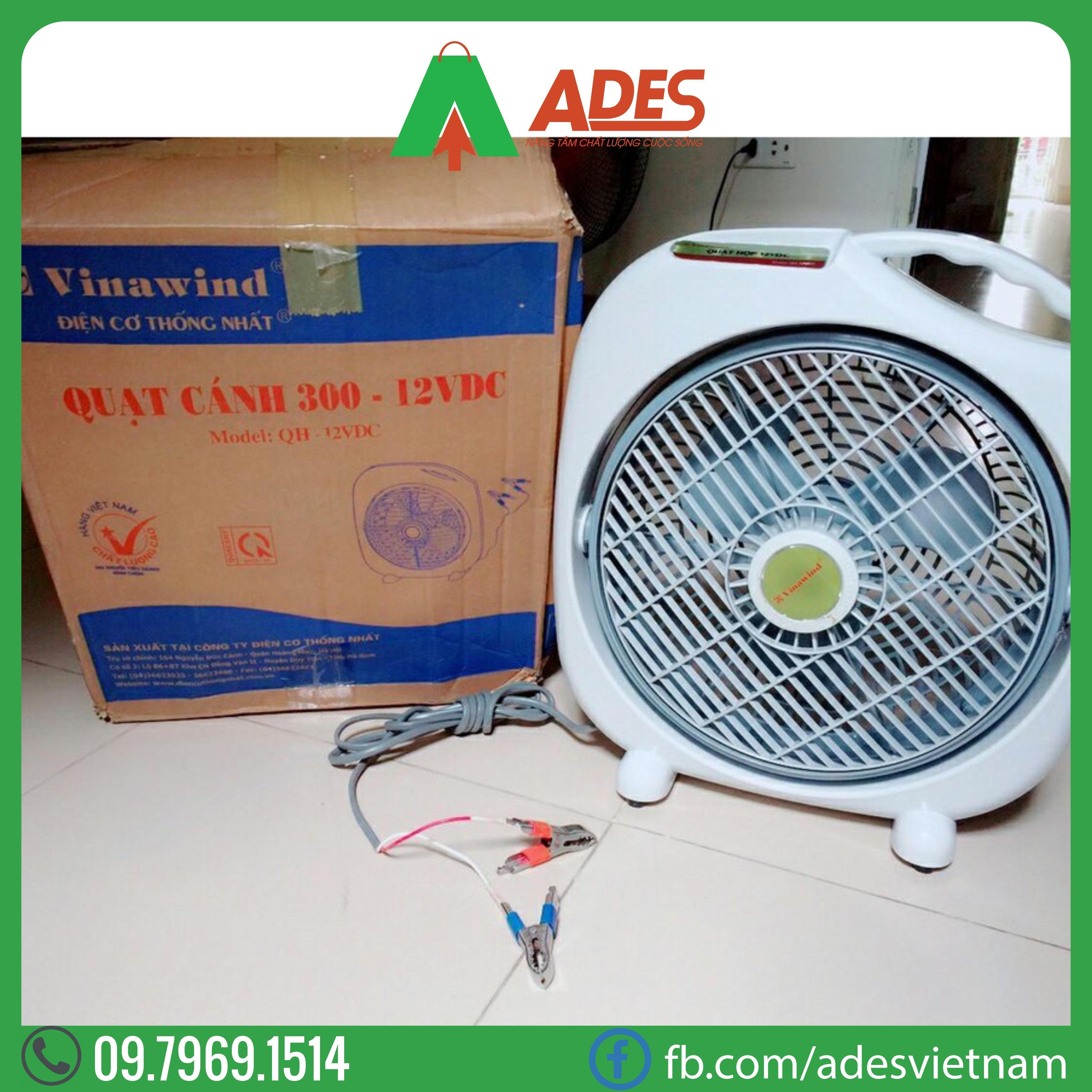 quat hop Vinawind QH 12VDC