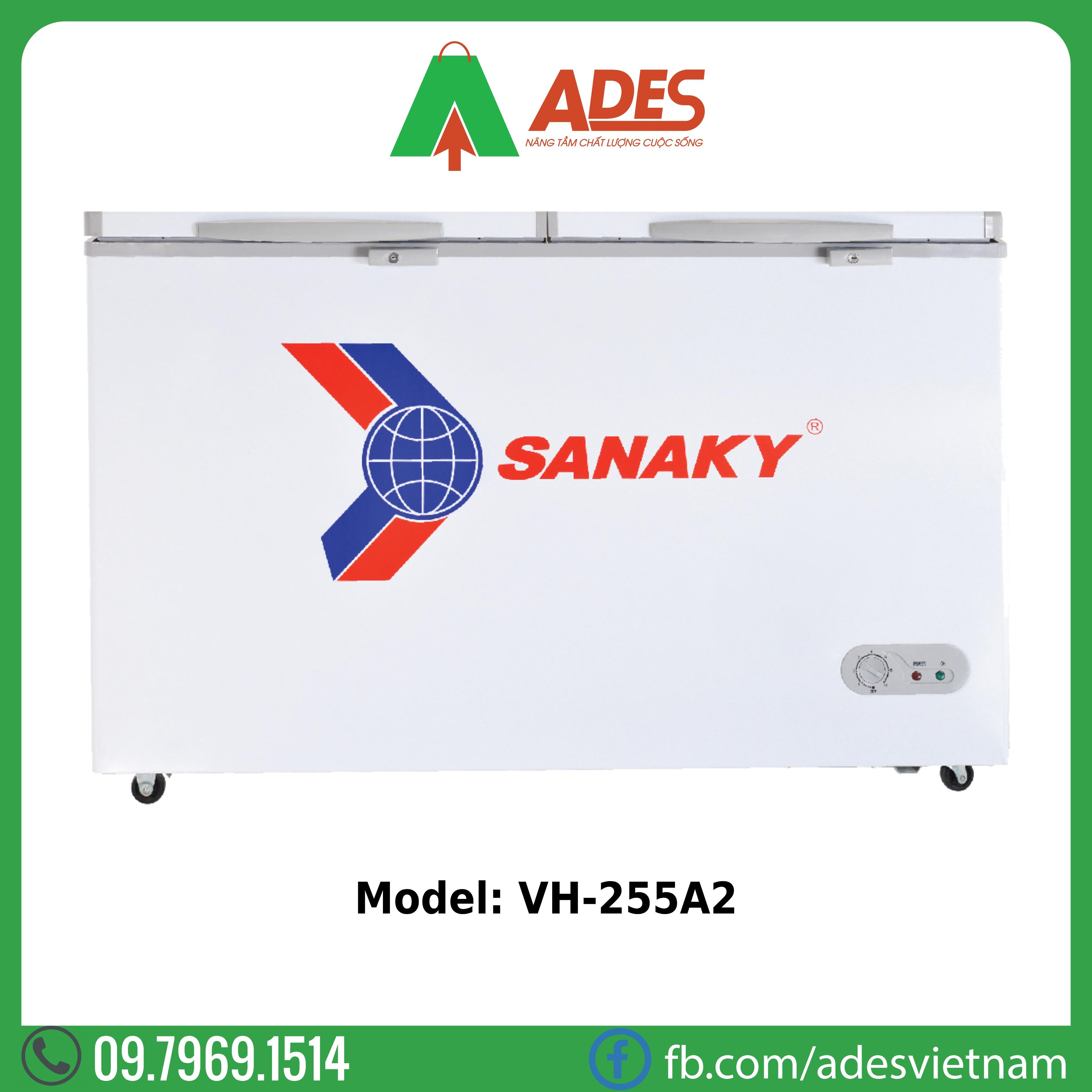 tu dong Sanaky VH-255A2