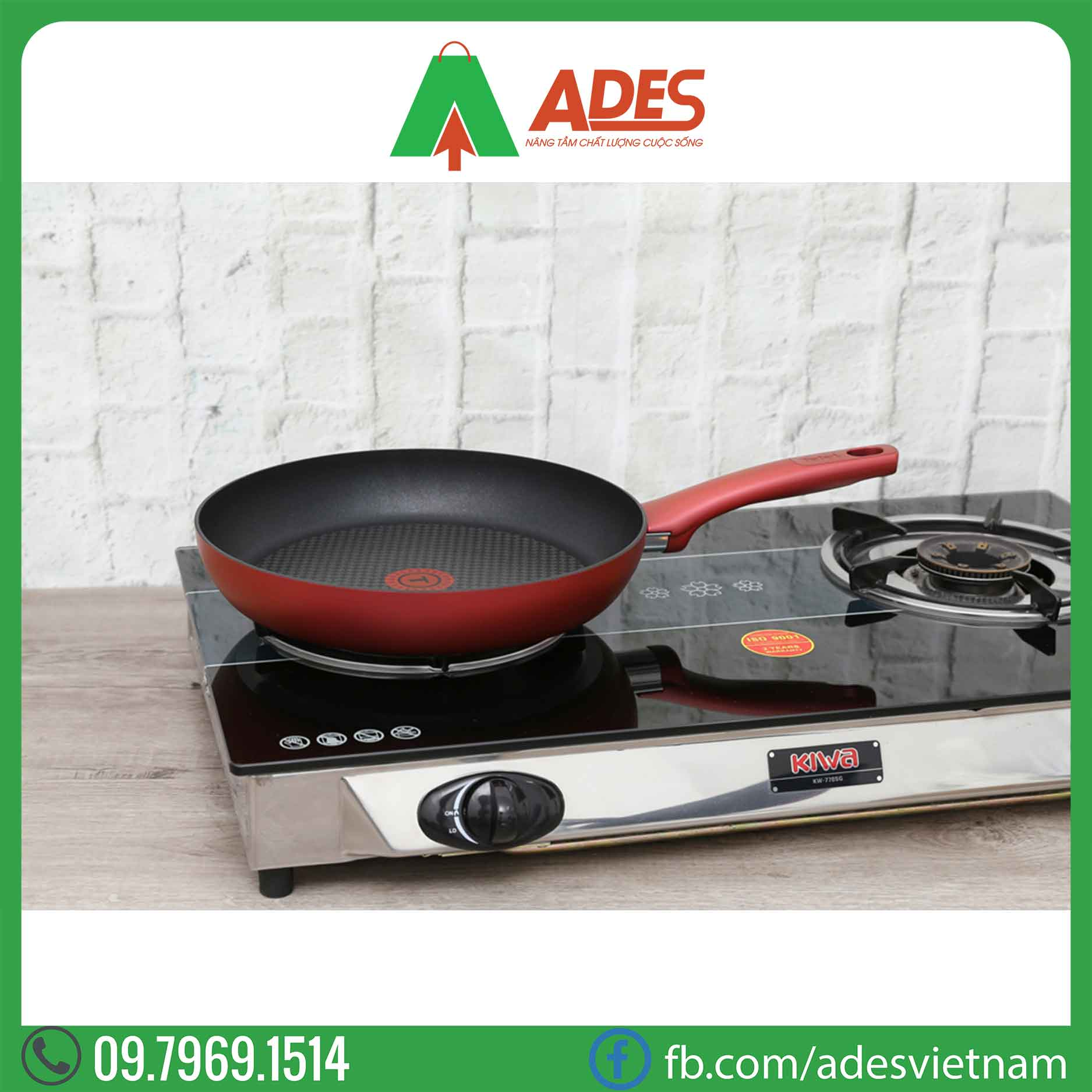Chao chong dinh Tefal C6820672 28 Cm