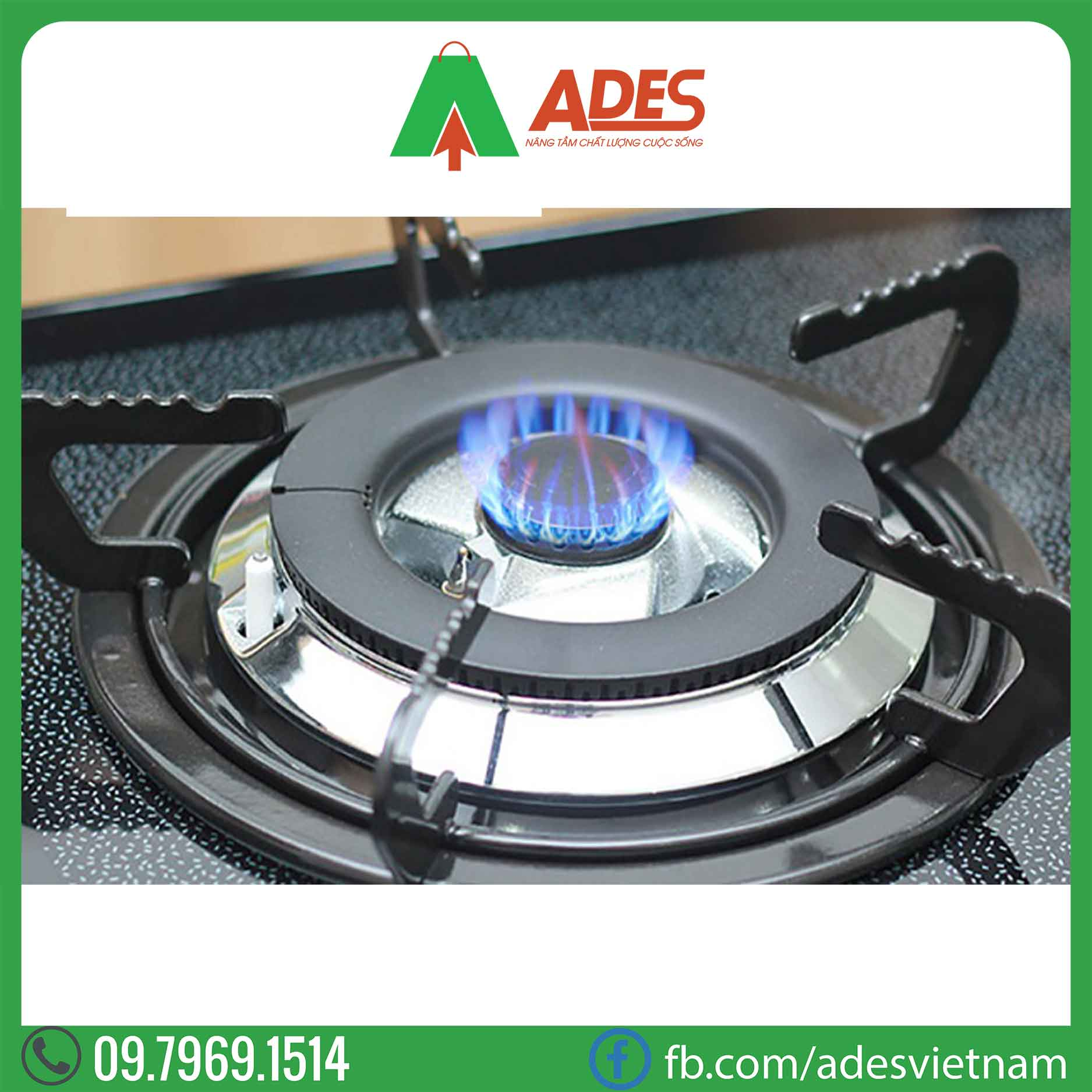 Bep gas am RinnaiRVB-2BG(Wv-M)N