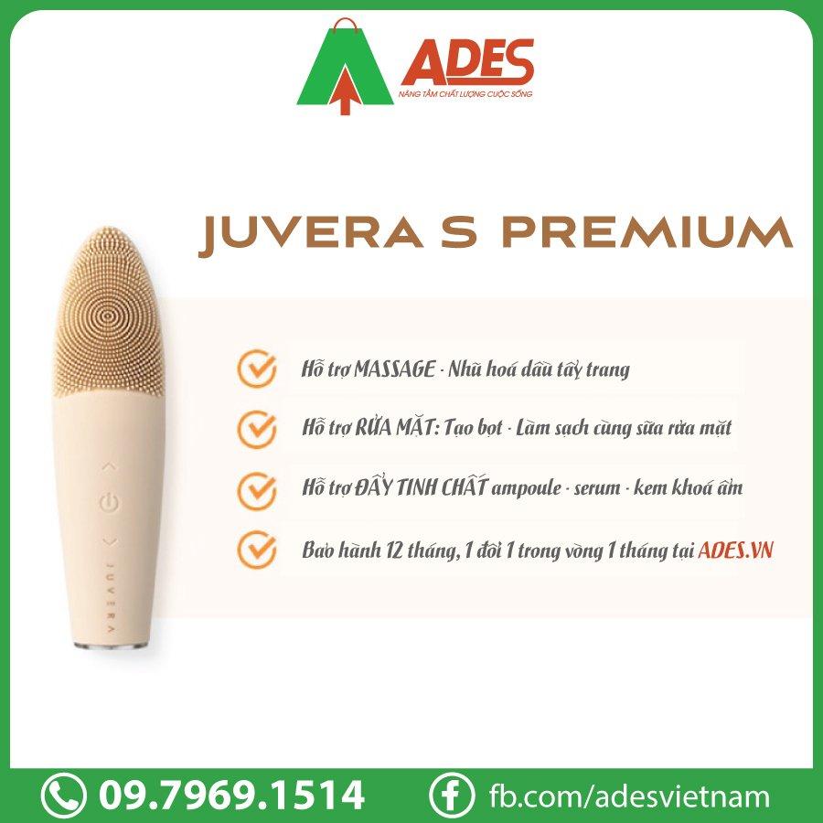 Juvera S Premium 3 in 1 da tinh nang huu ich