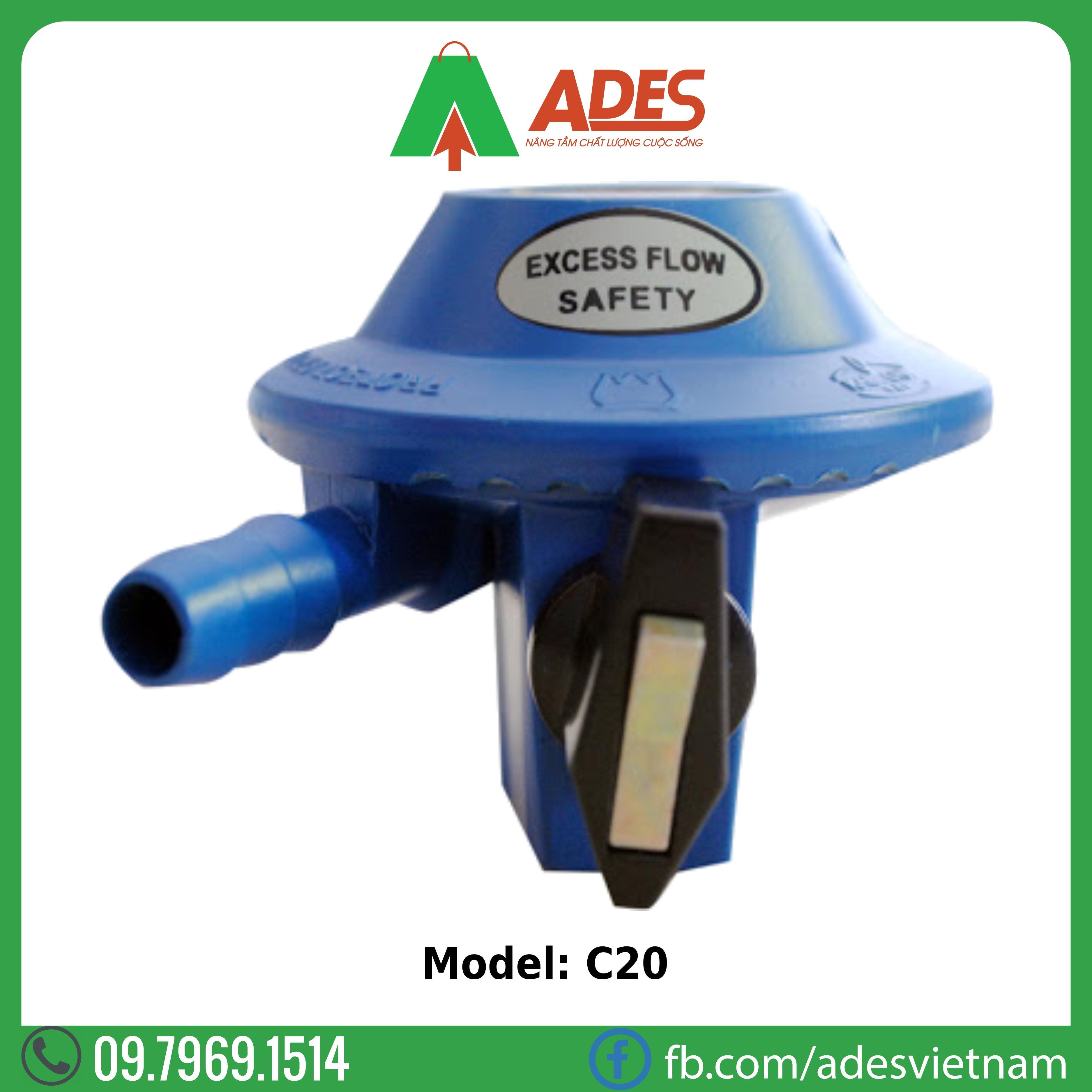Van Gas Kabsons C20