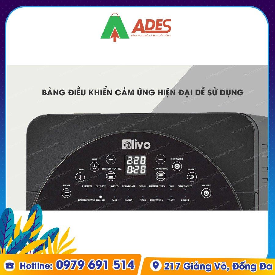 Noi Chien Khong Dau OLIVO AF 15