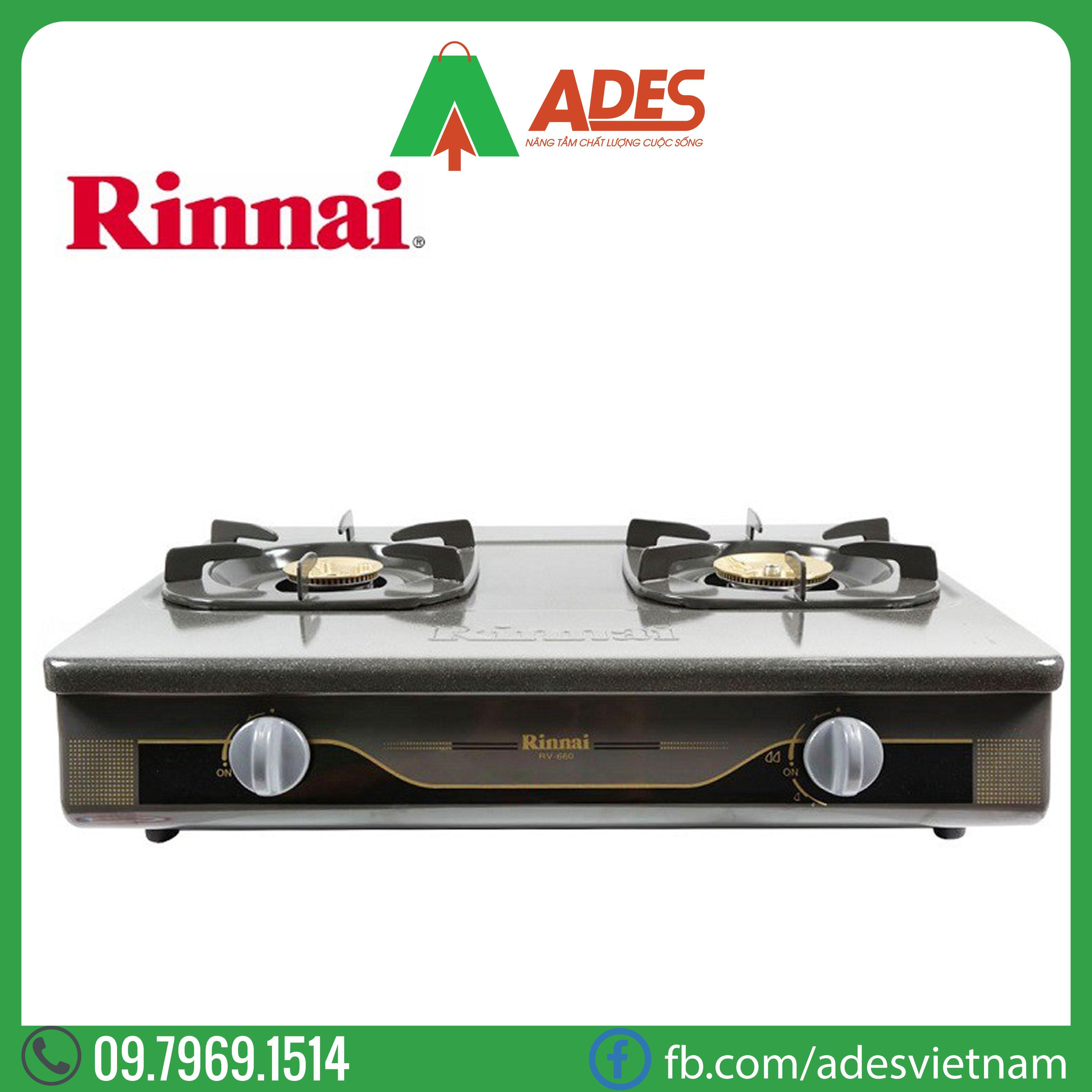 Bep Gas Rinnai RV - 660S