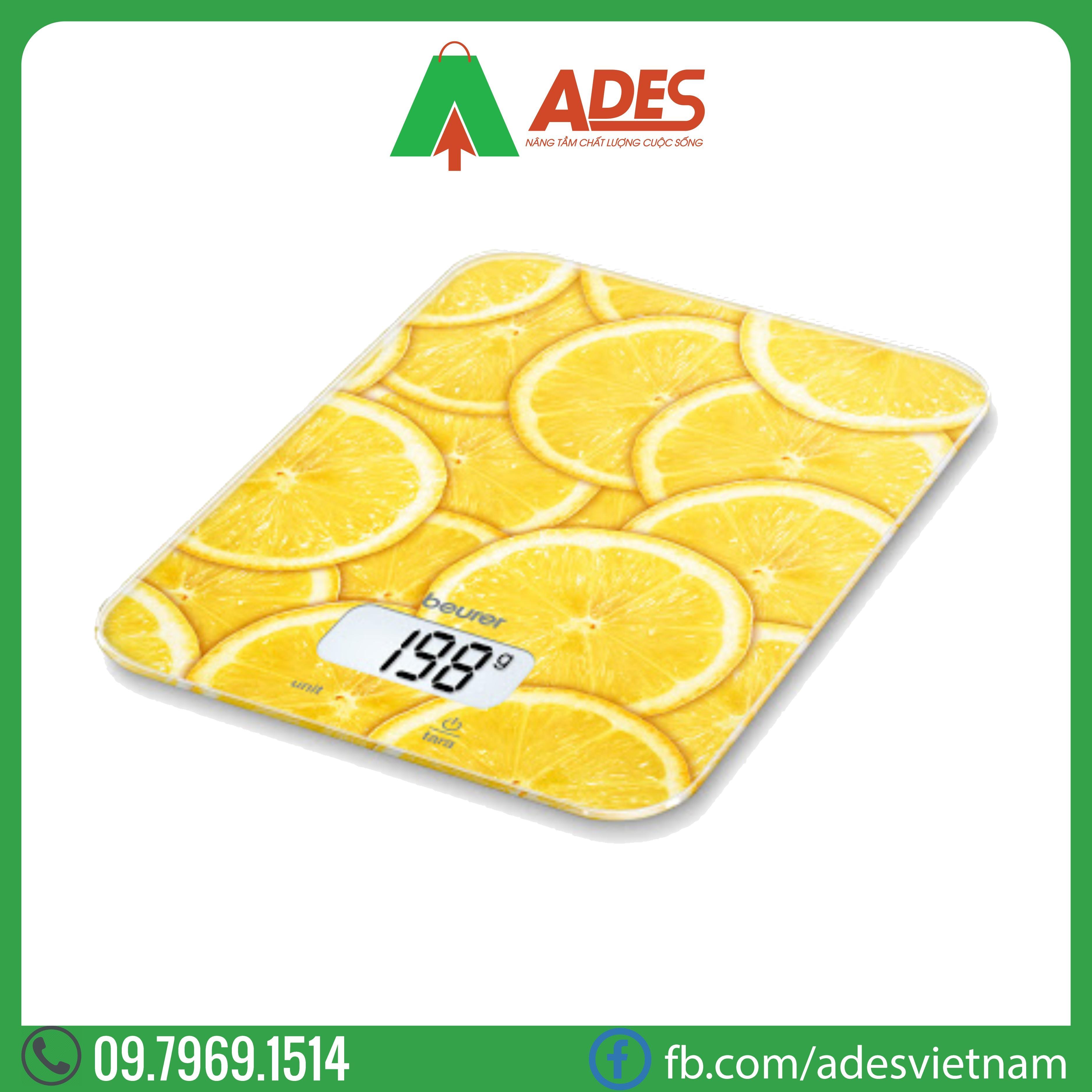 can nha bep KS19 Lemon