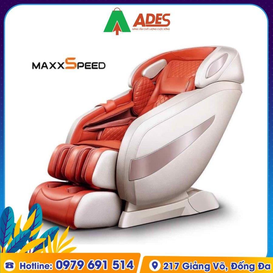 Ghe Massage Toan Than Azaki Maxxspeed ES30