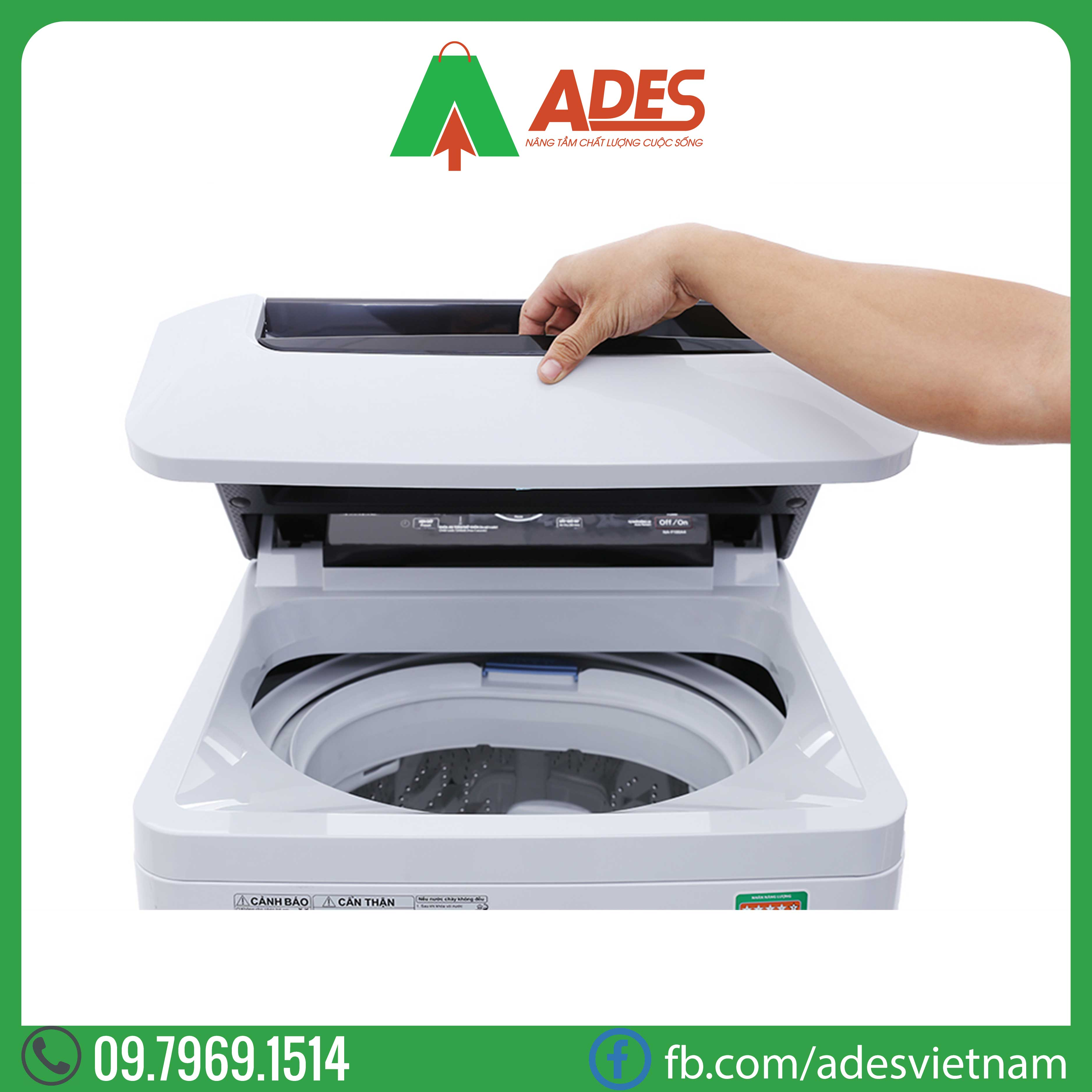 May giat Panasonic 10kg NA-F100A4HRV