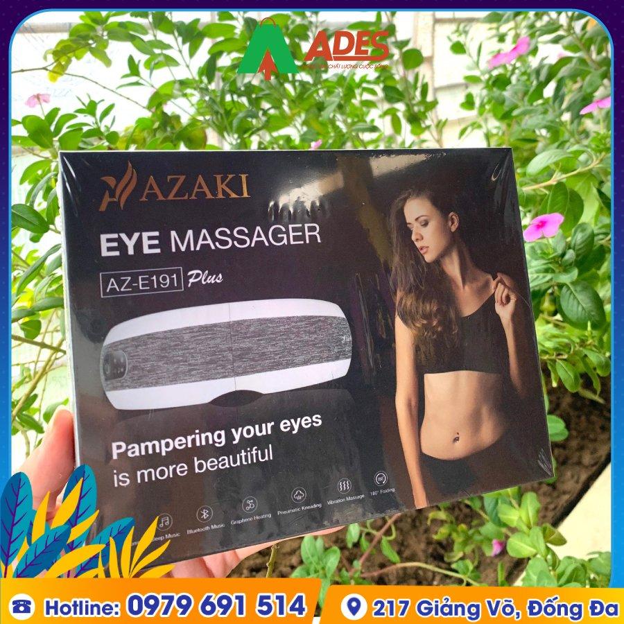 May Massage Azaki 4D AZ-E191 Plus hien dai