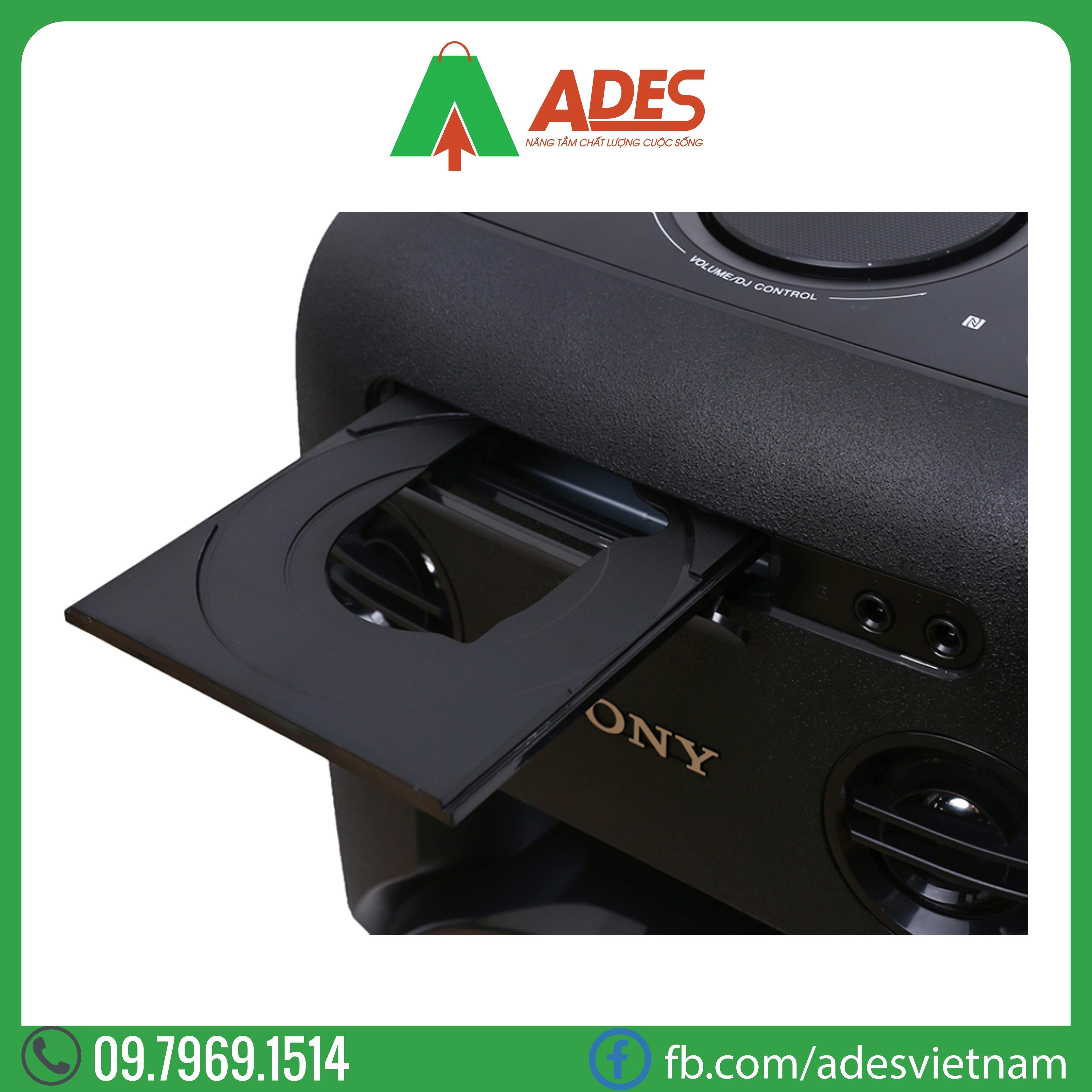 dan am thanh Hifi Sony MHC-V11
