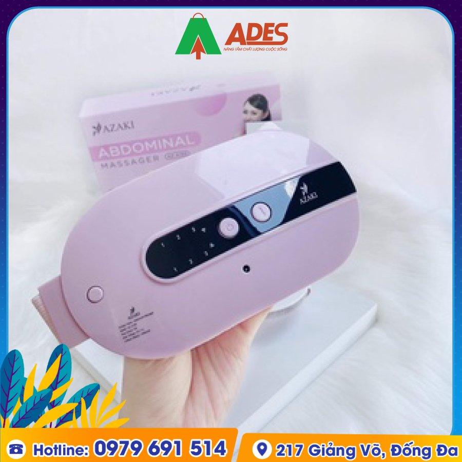 May Massage Azaki A150 chinh hang
