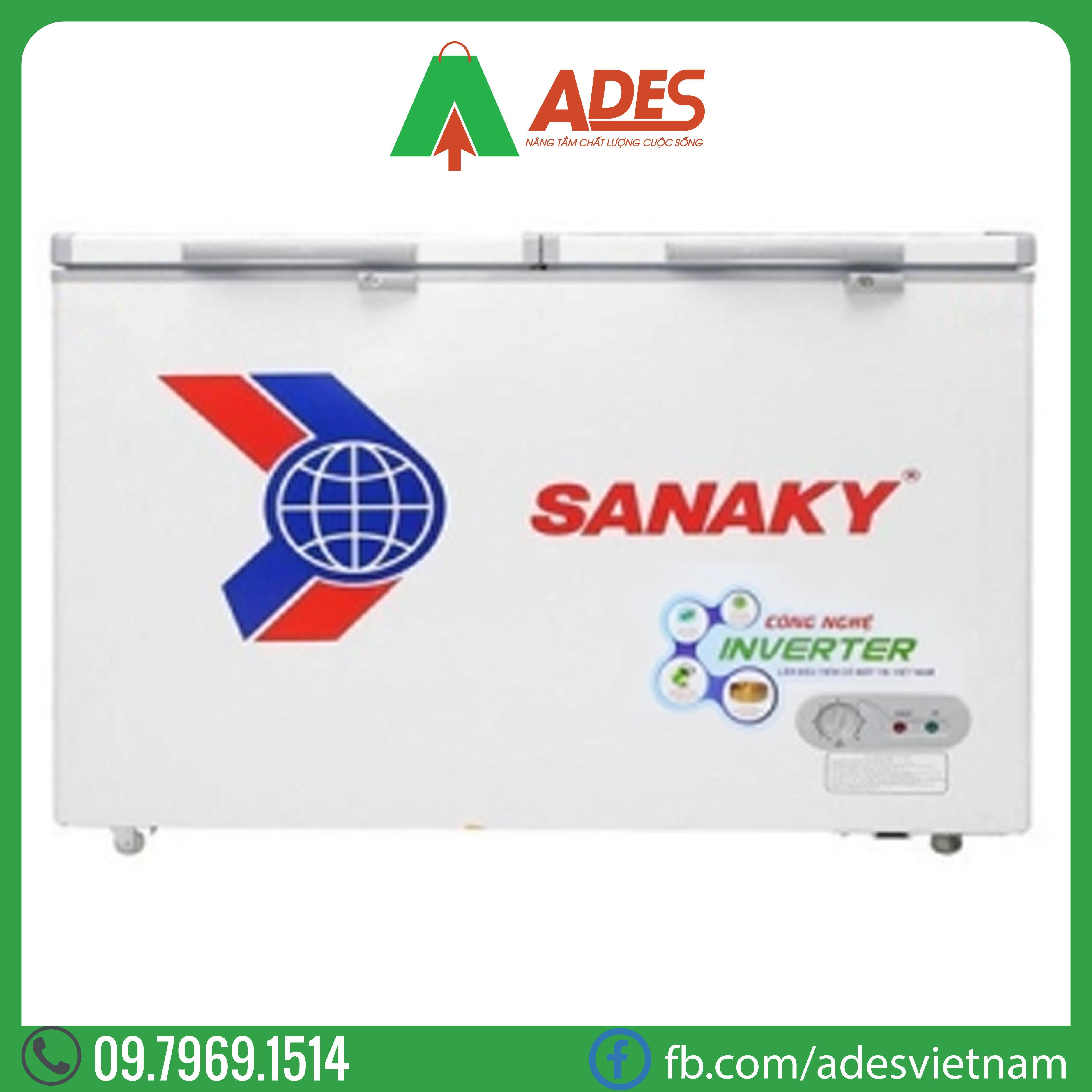Tu dong SanakyVH-2299W3 220L