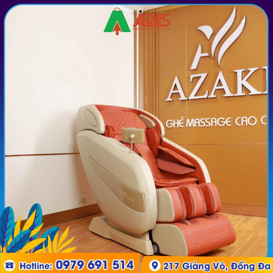 Ghe Massage Azaki Maxxspeed ES30 gia soc