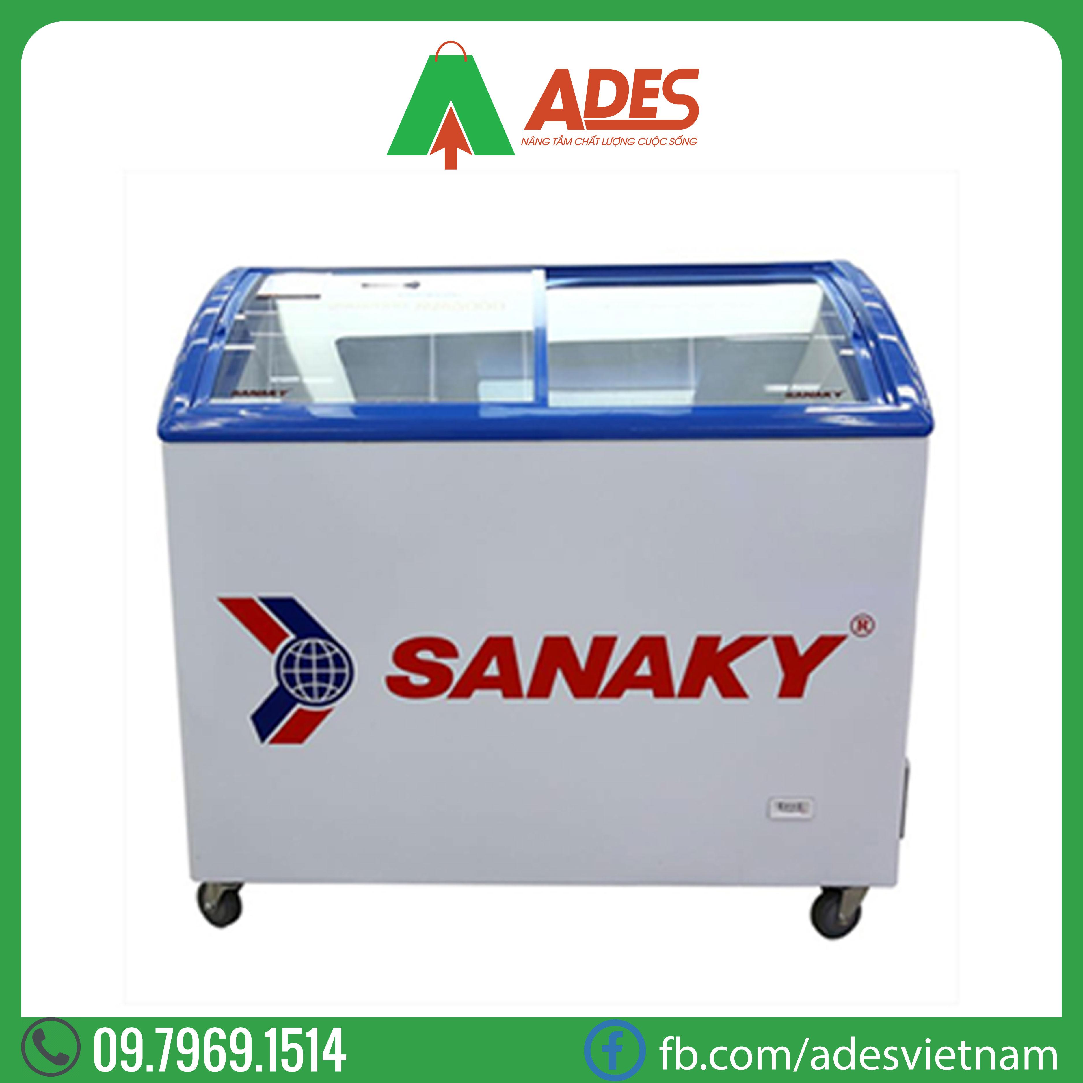 Tu dong Sanaky VH 302KW