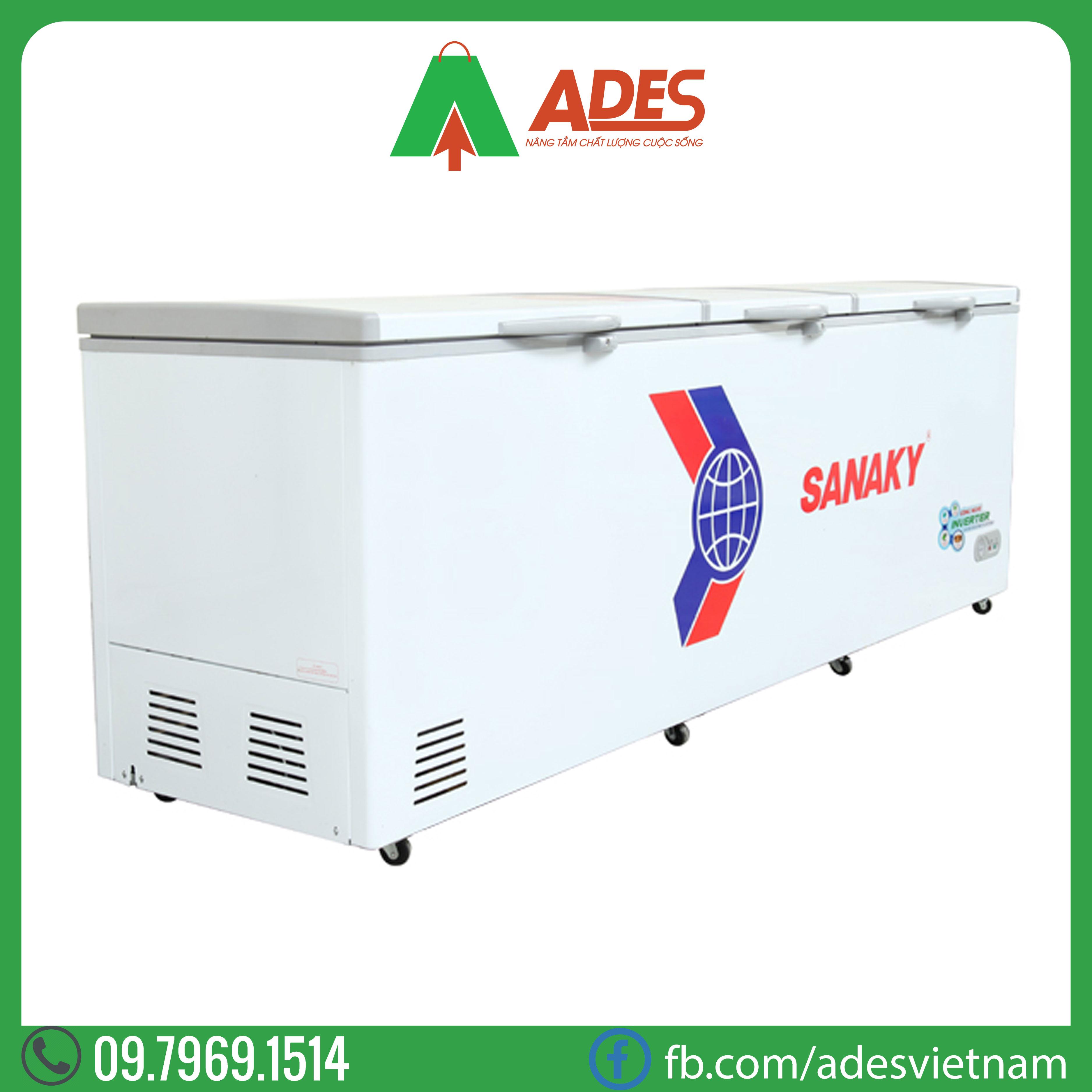 Tu Dong SANAKY Inverter 900 Lit VH 1199HY3