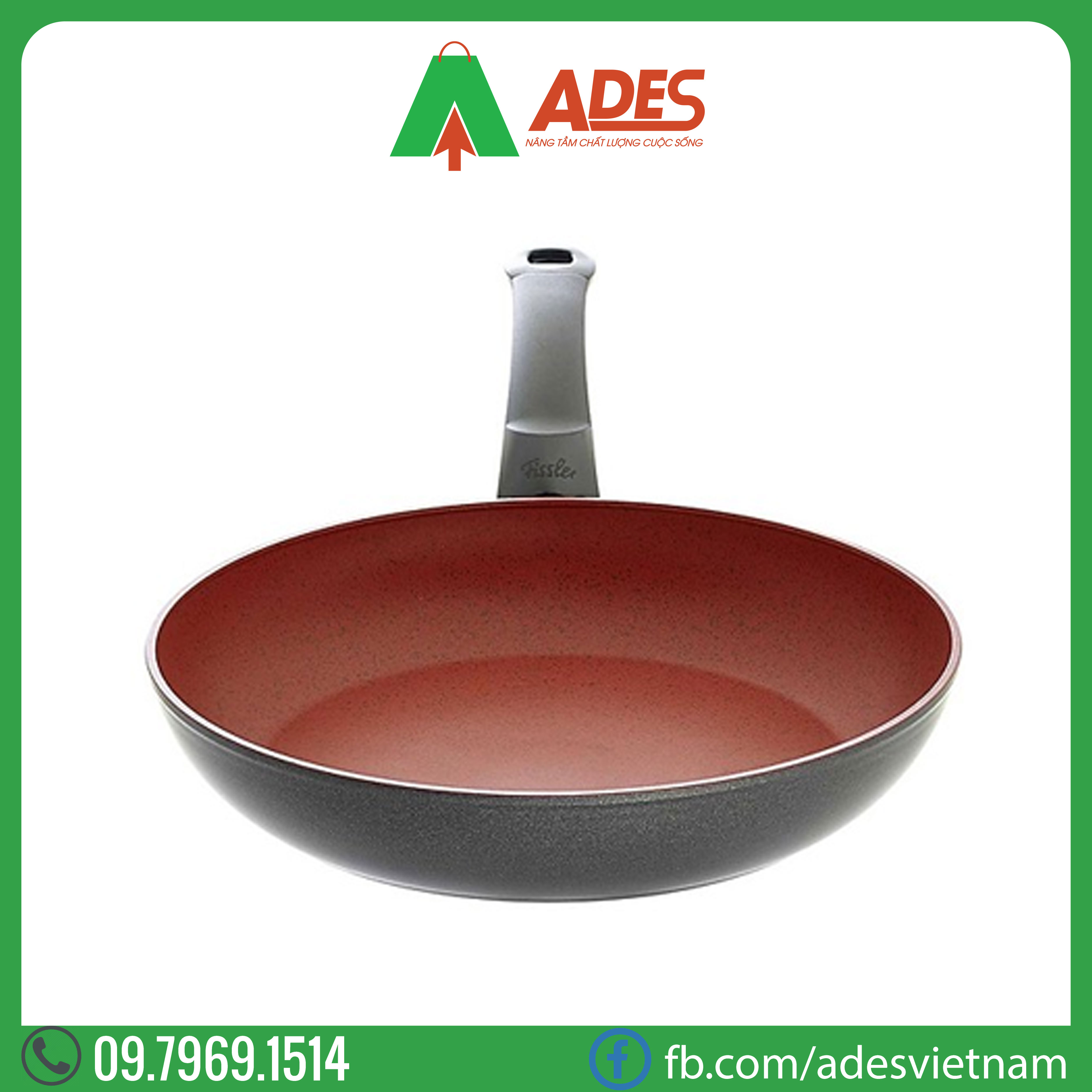 Chao Fissler SensoRed 20cm | Dien may Ades