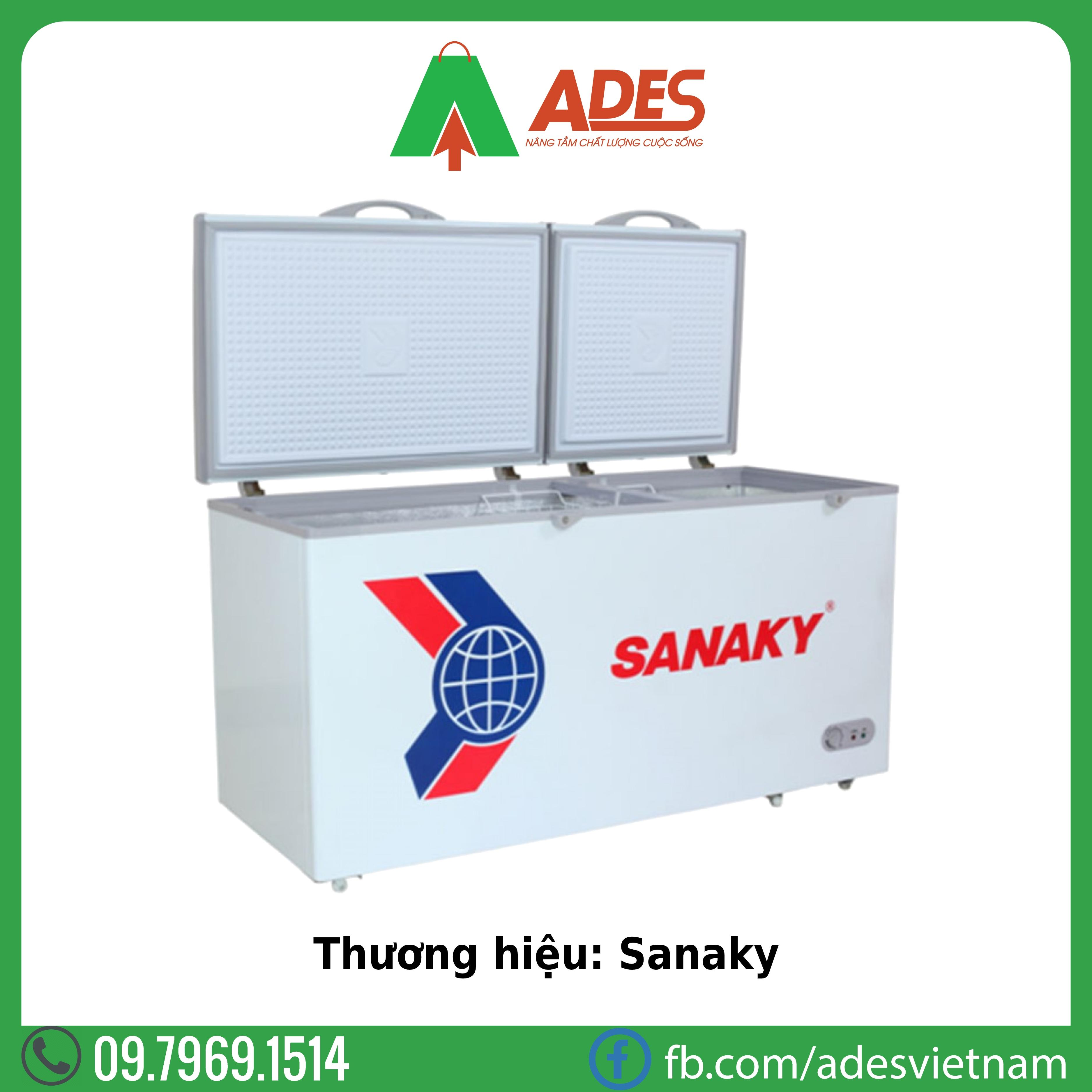 tu dong Sanaky VH-568W1