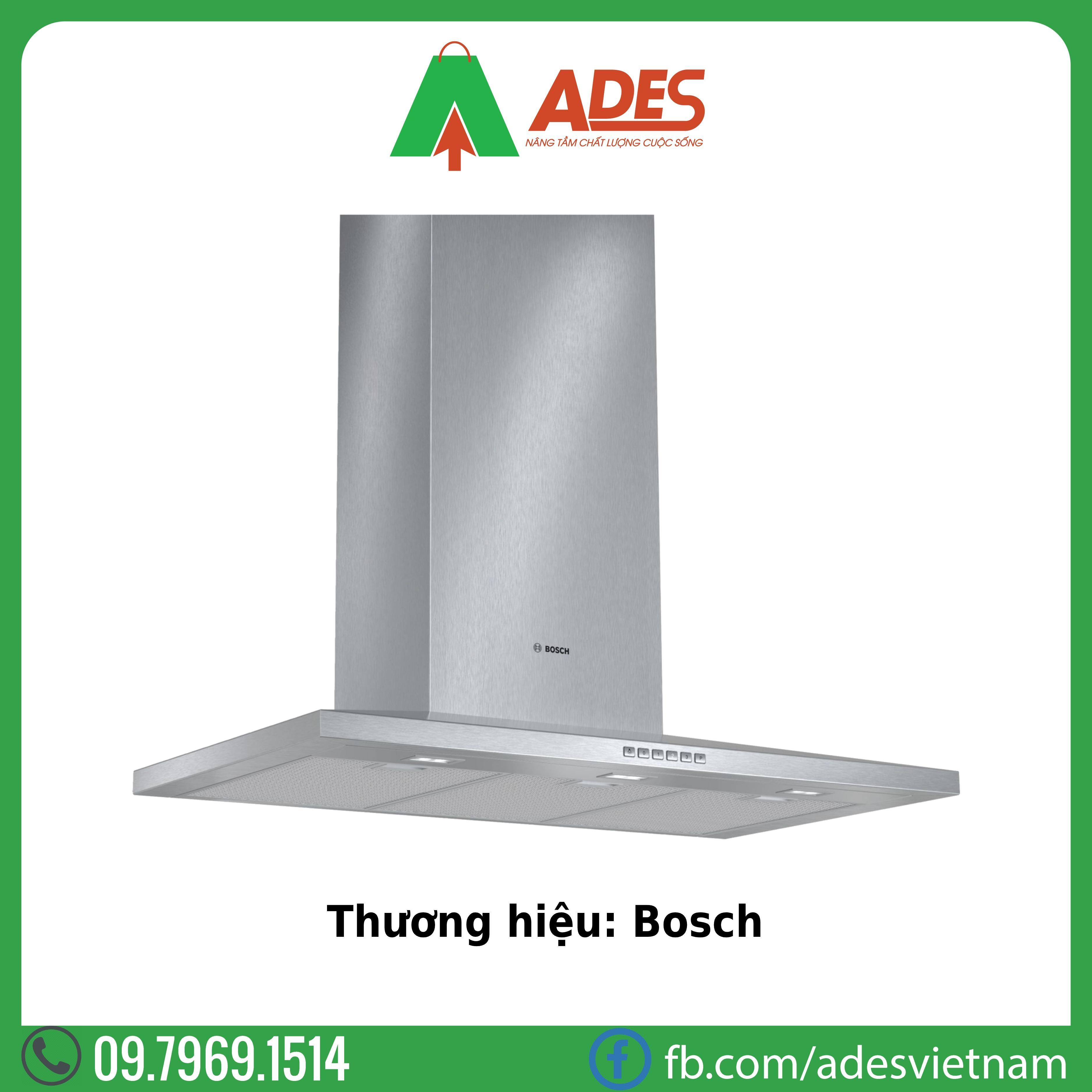 may hut mui Bosch DWW097A50