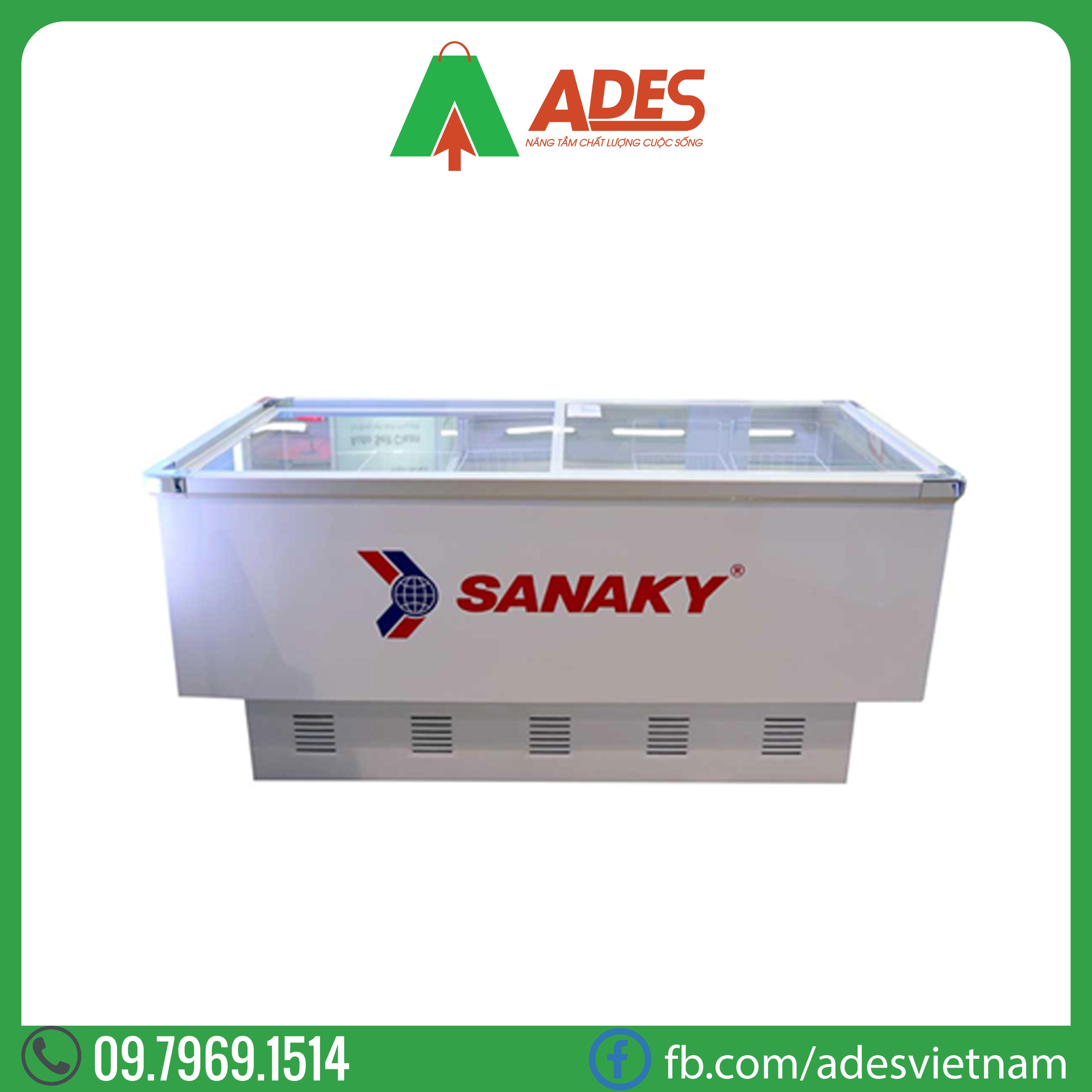 Tu dong Sanaky VH 8099K