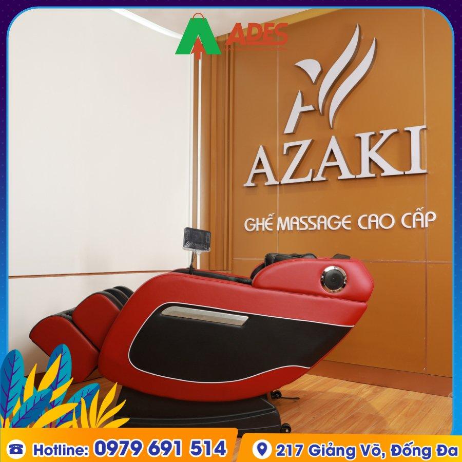 Ghe Massage Azaki CS20 sang trong