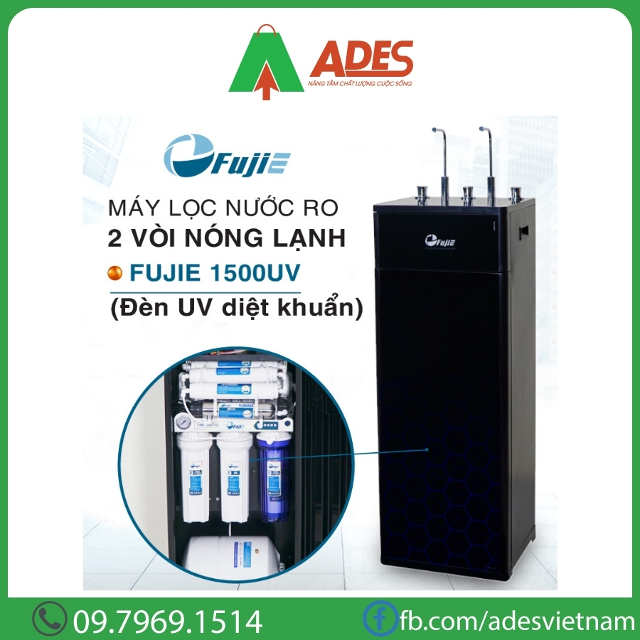 may loc nuoc fujie RO-1500