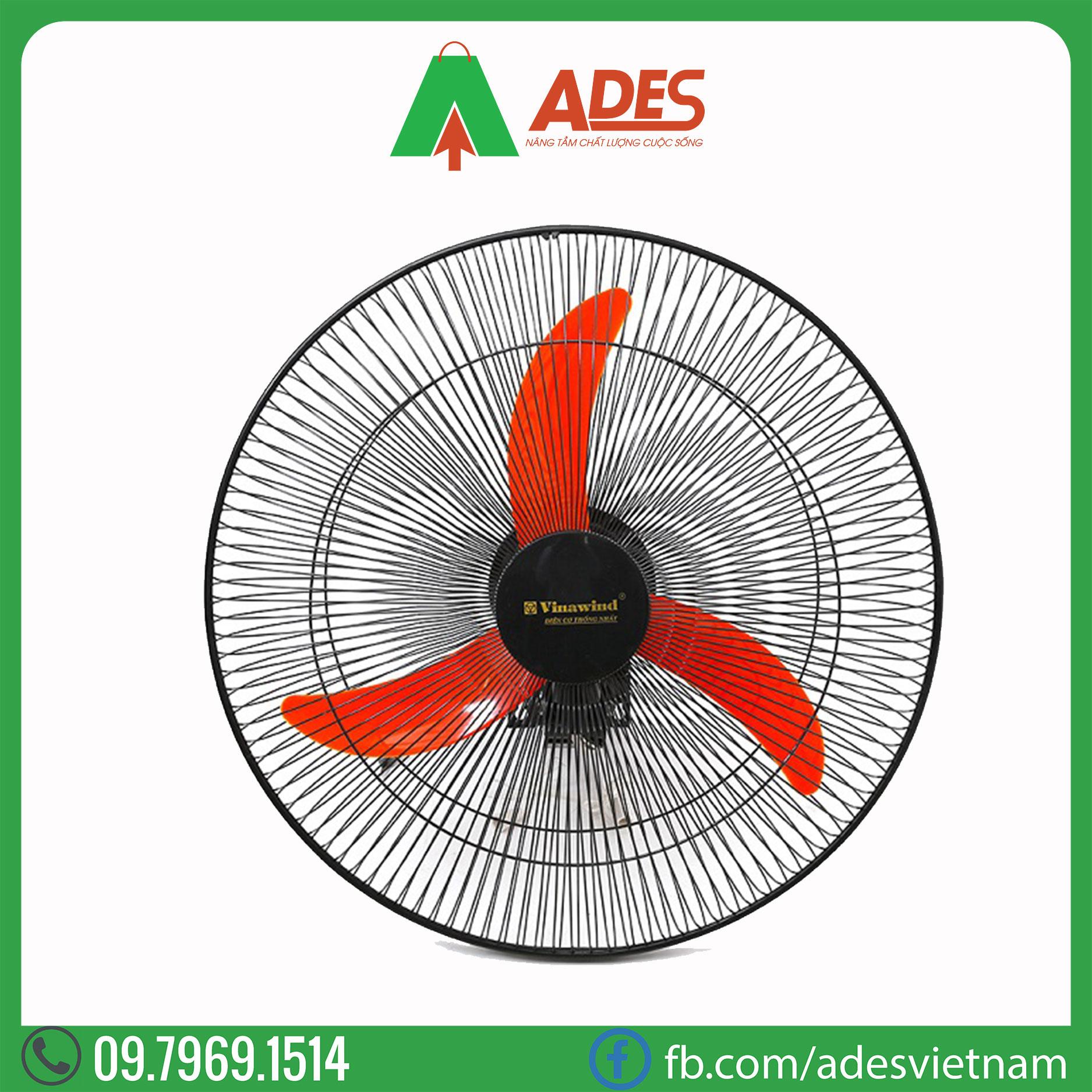 Quat treo tuong Vinawind QTT 450-DM Dien may ADES