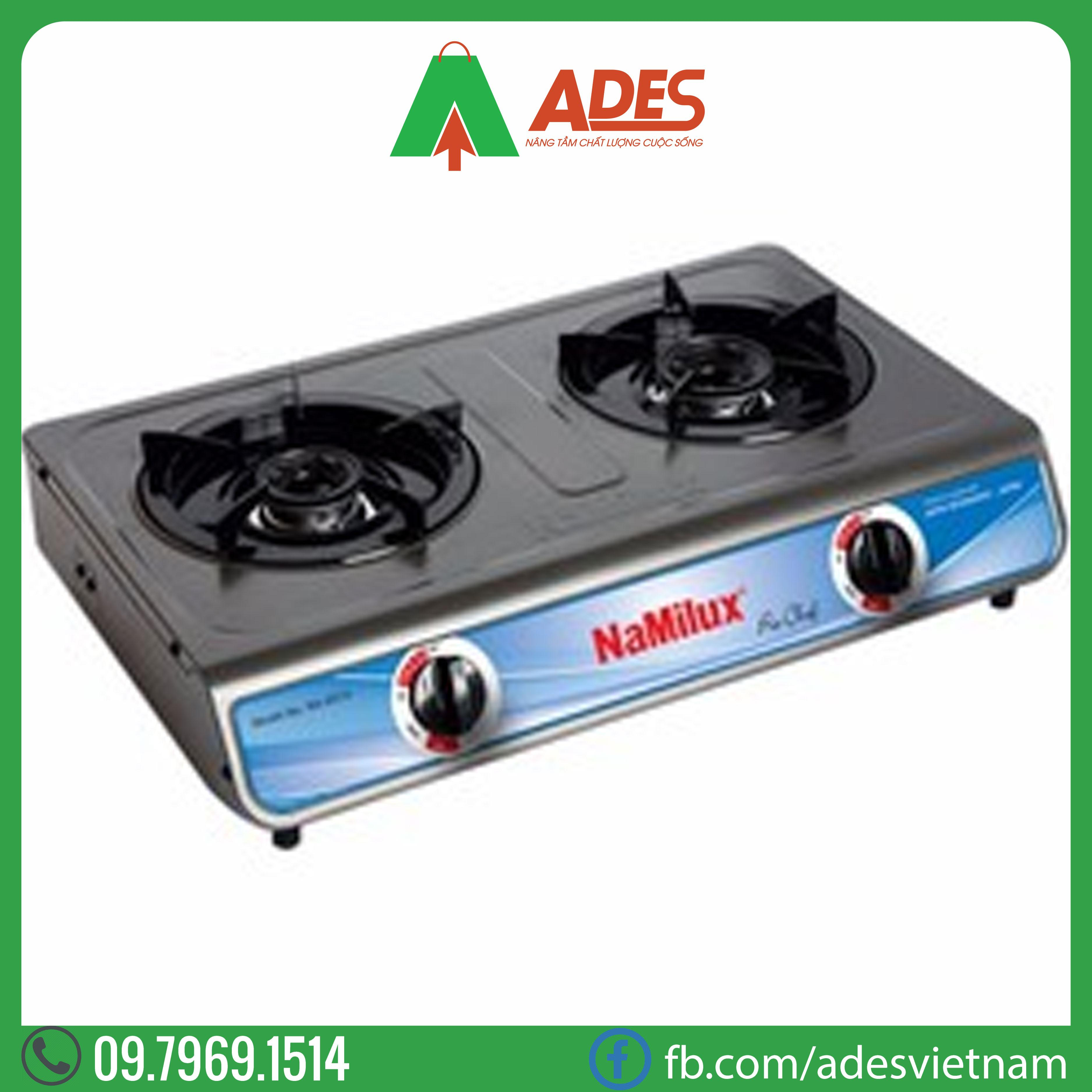 Bep Gas Duong Namilux NA 601AFM
