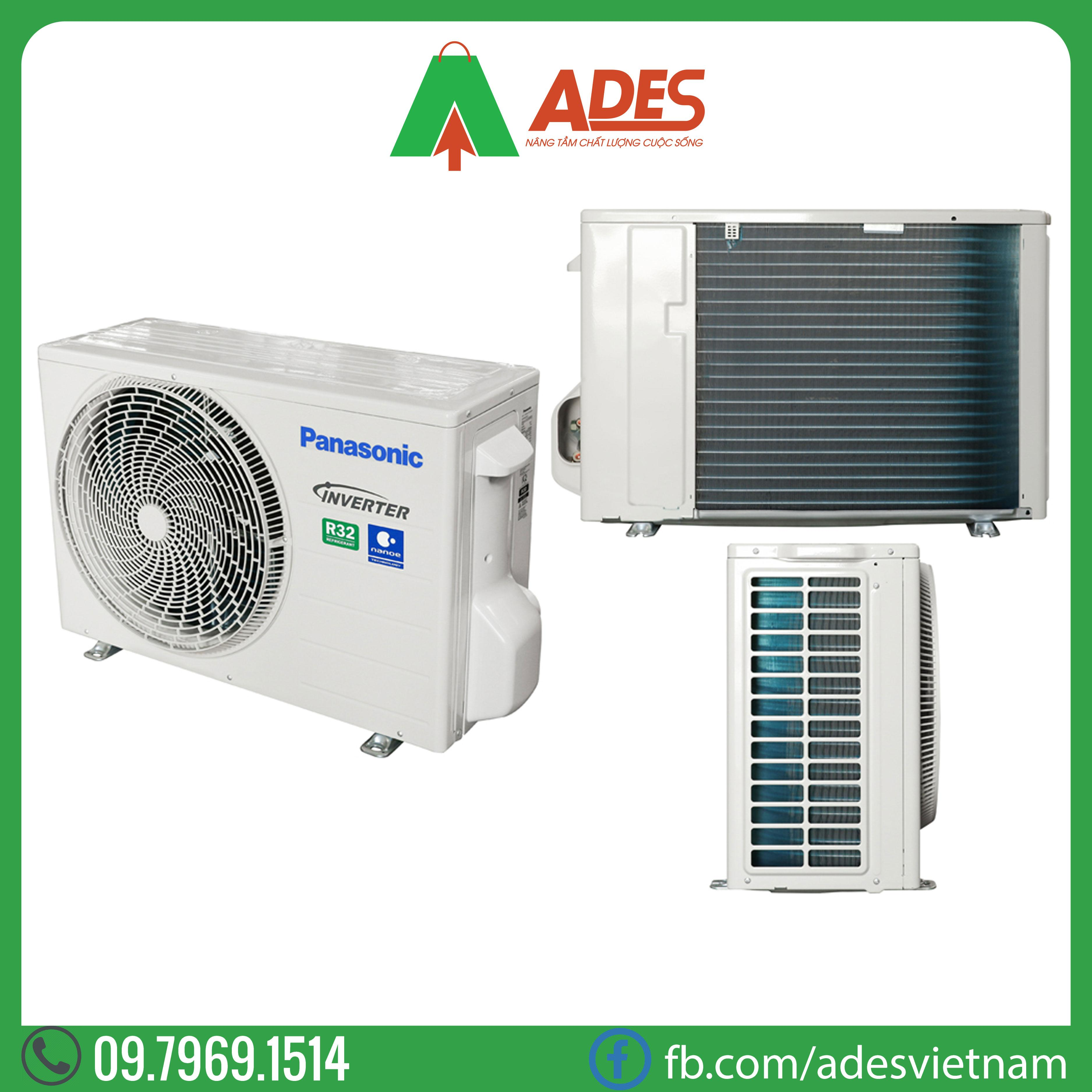 Dieu hoa 2 chieu Inverter Panasonic CU/CS-YZ9UKH-8