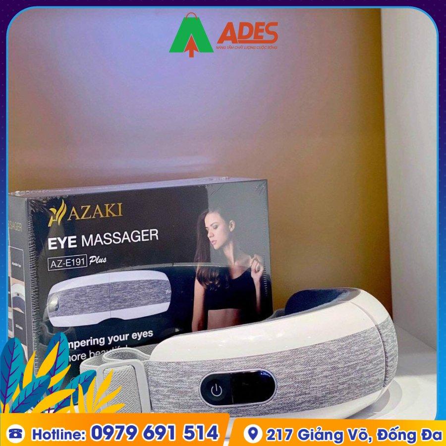 May Massage Azaki 4D AZ-E191 Plus gia re
