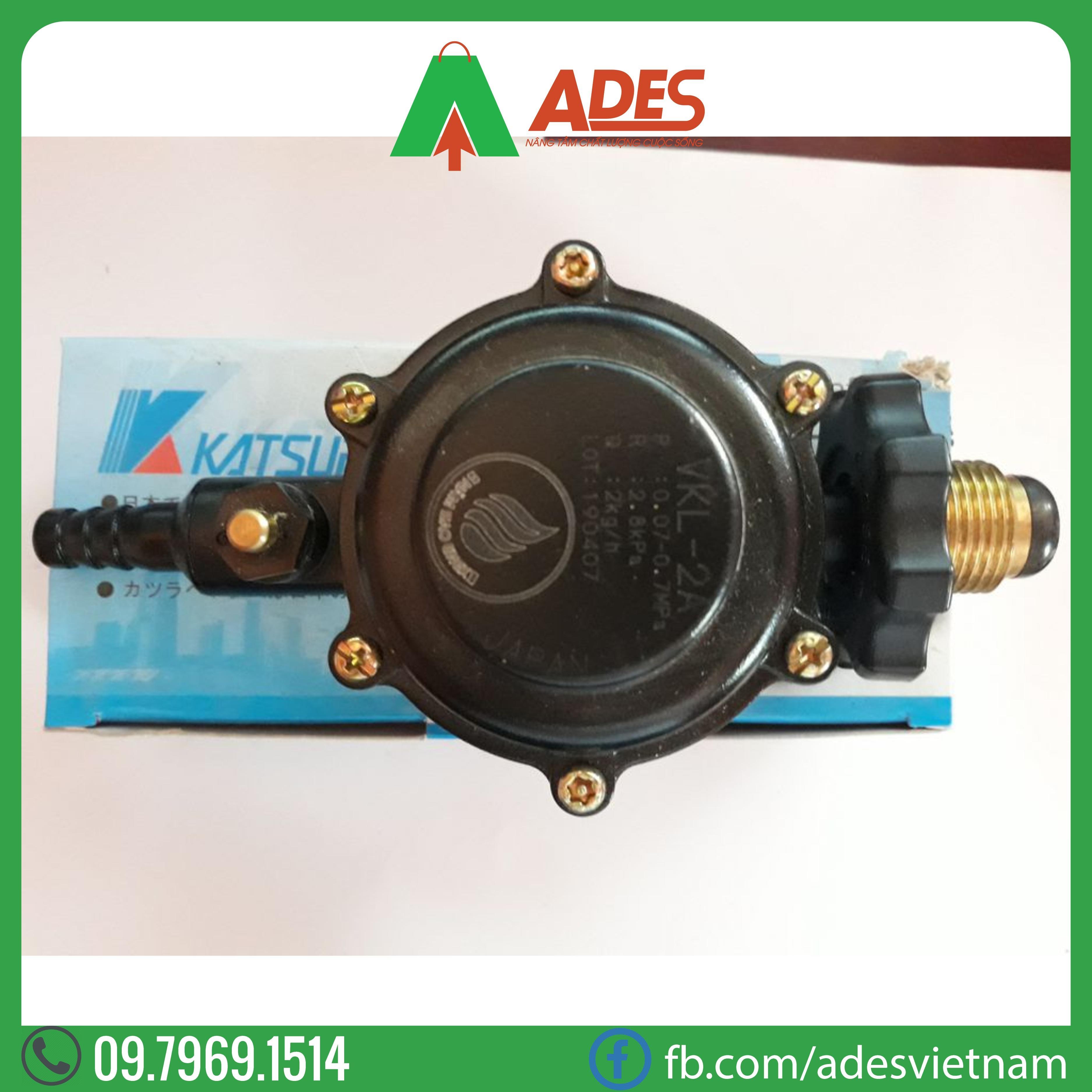 Van Gas Katsura VKL-2