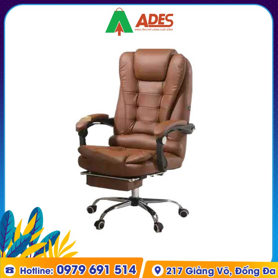 Ghe Massage Van Phong Edra EGC2000 chinh hang